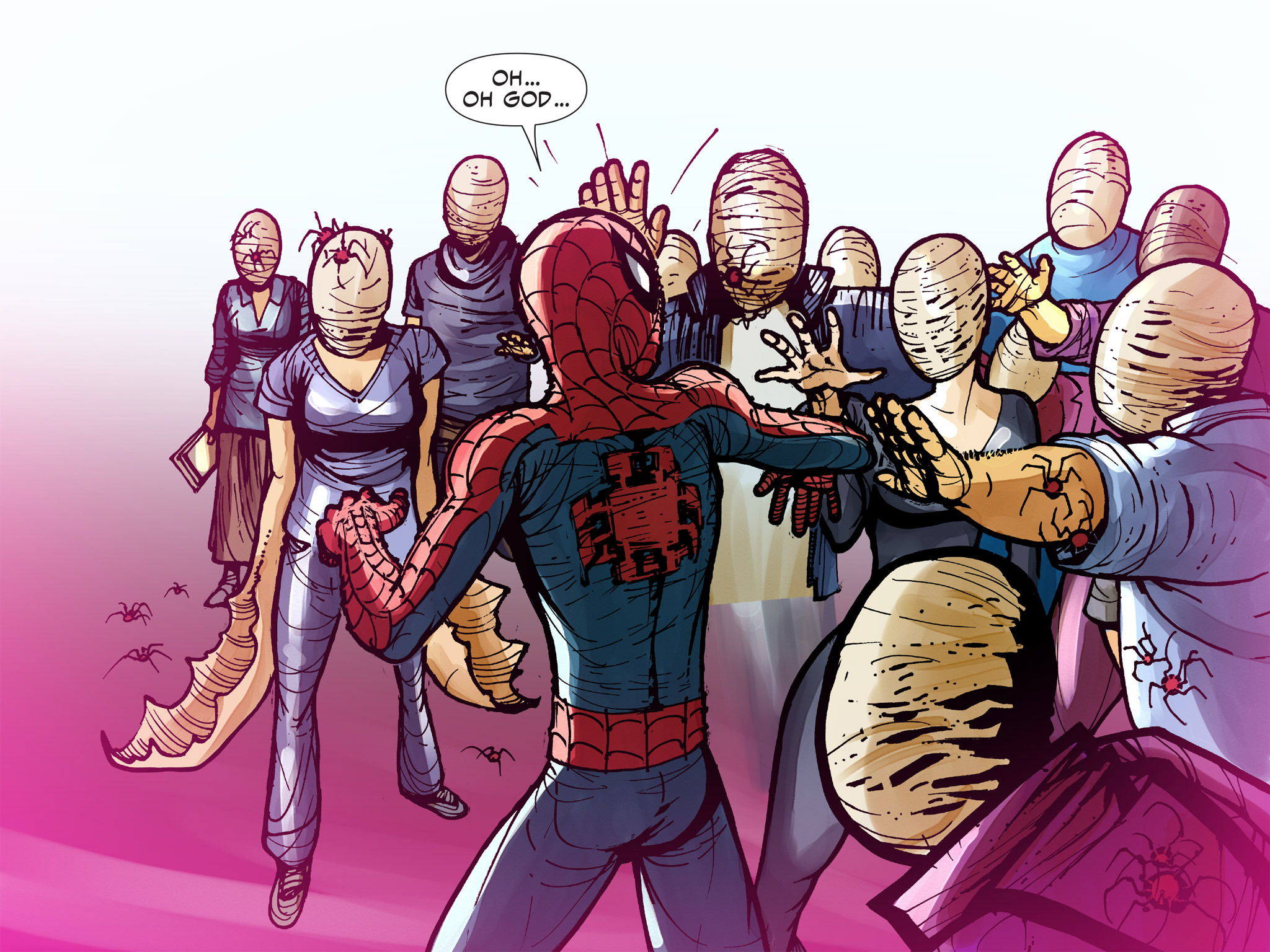 Read online Amazing Spider-Man: Who Am I? comic -  Issue # Full (Part 2) - 205
