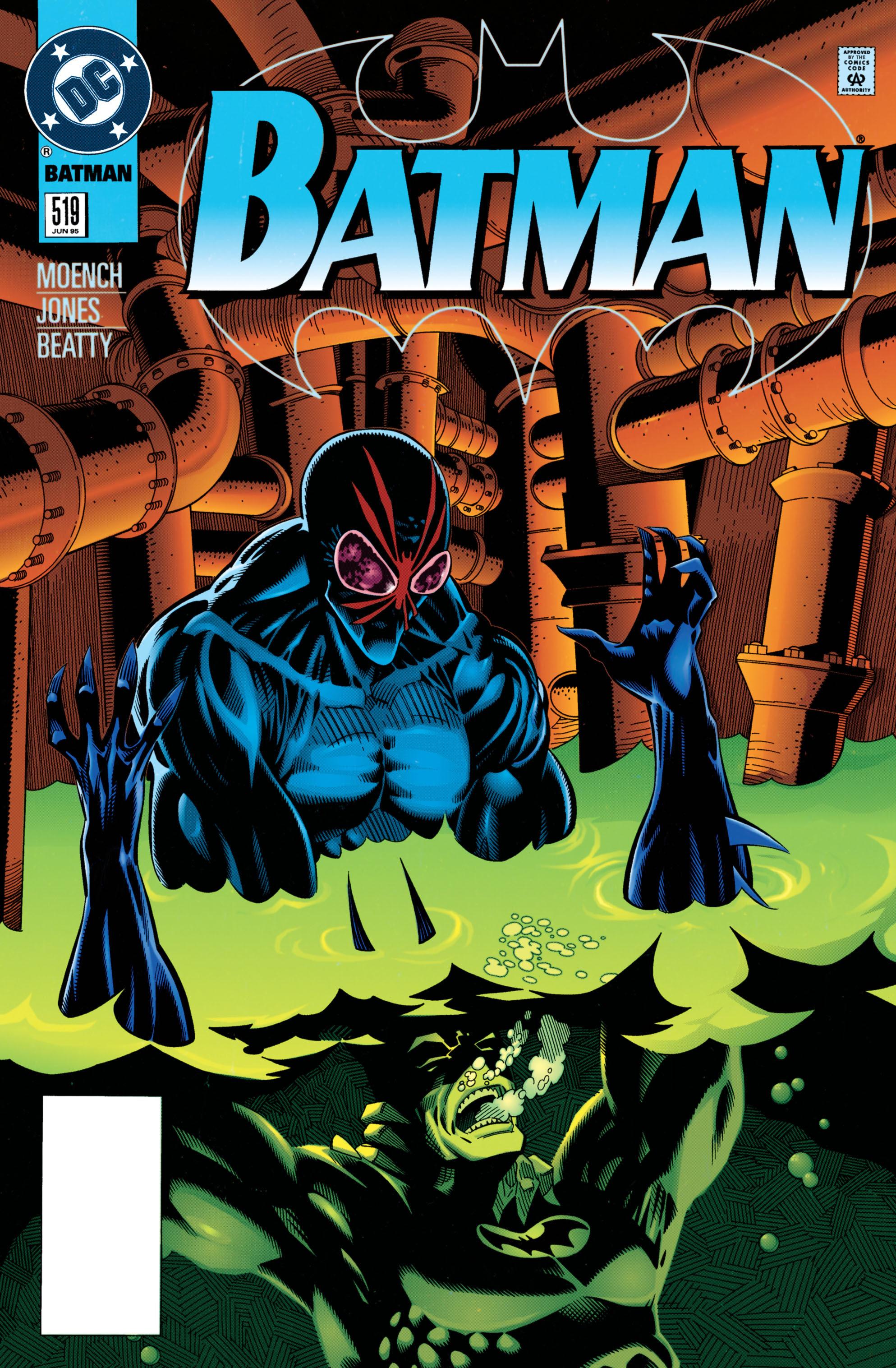 Batman (1940) 519 Page 1