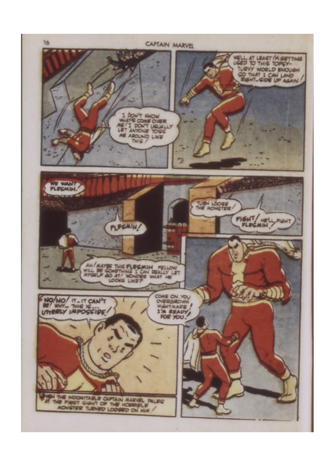 Captain Marvel Adventures issue 9 - Page 16