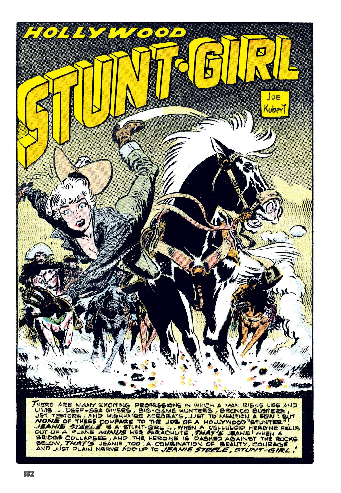 Read online The Joe Kubert Archives comic -  Issue # TPB (Part 2) - 93