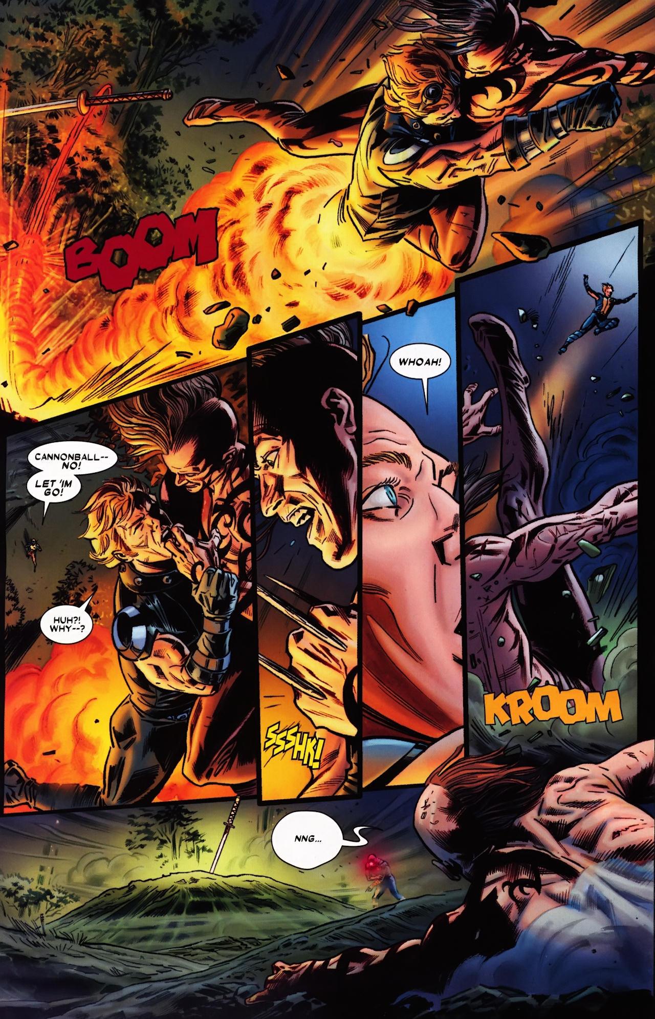 Read online Wolverine: Origins comic -  Issue #35 - 9