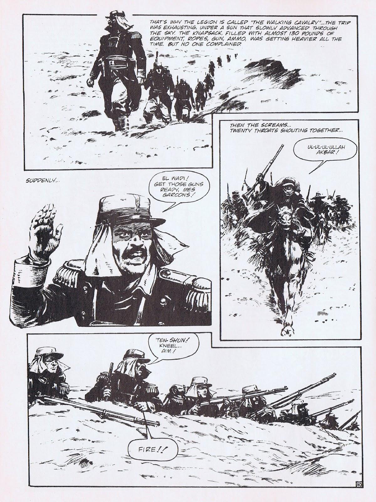 Read online Merchants of Death comic -  Issue #3 - 11