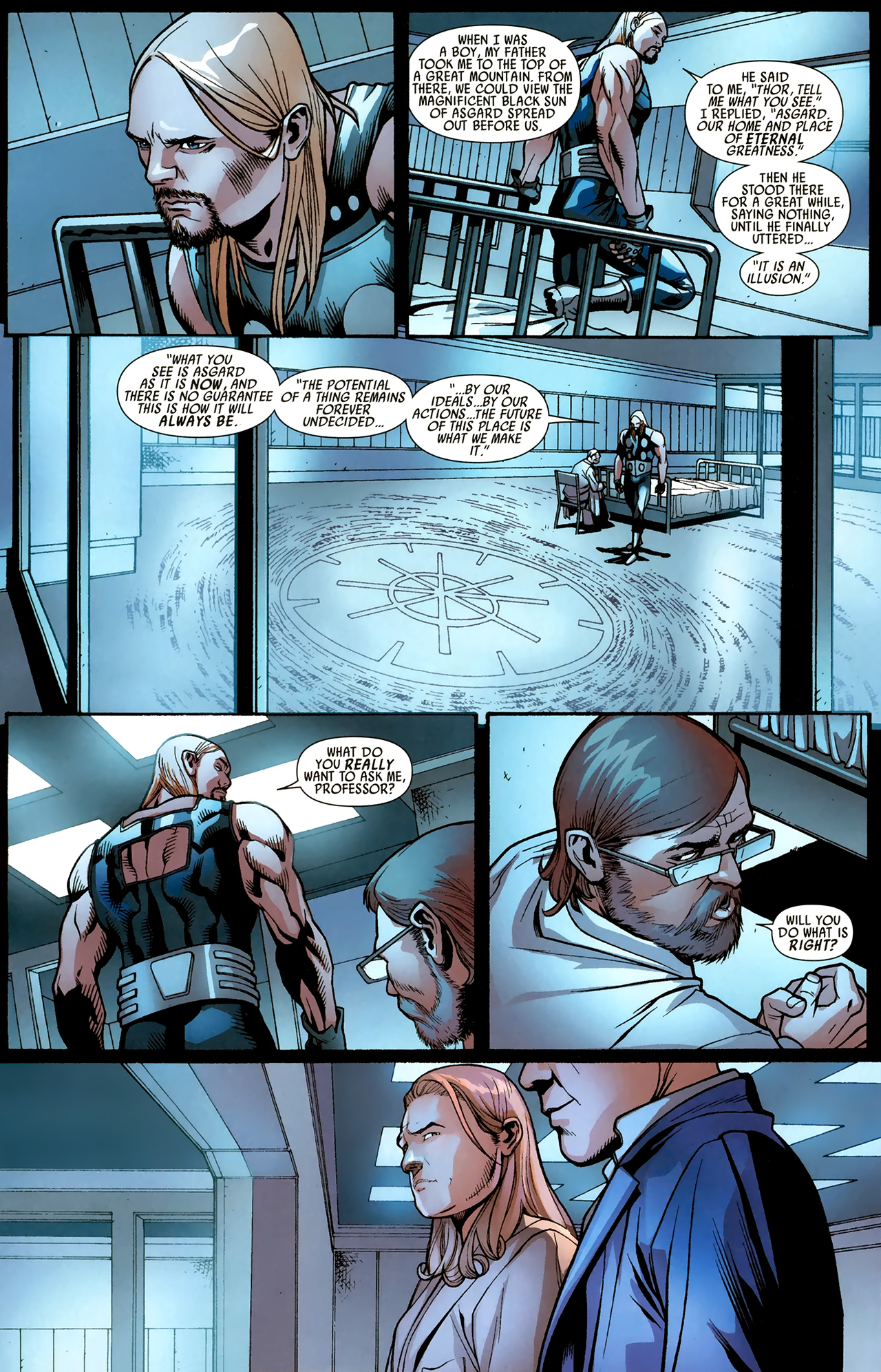Read online Ultimate Thor comic -  Issue #3 - 14