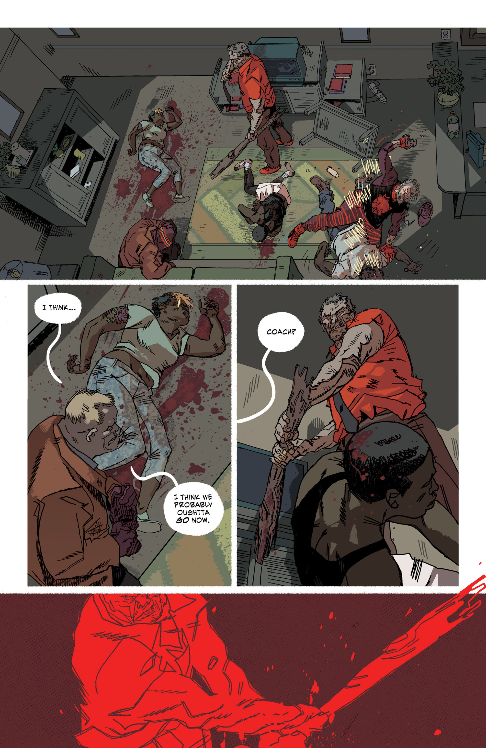 Read online Southern Bastards comic -  Issue #16 - 13