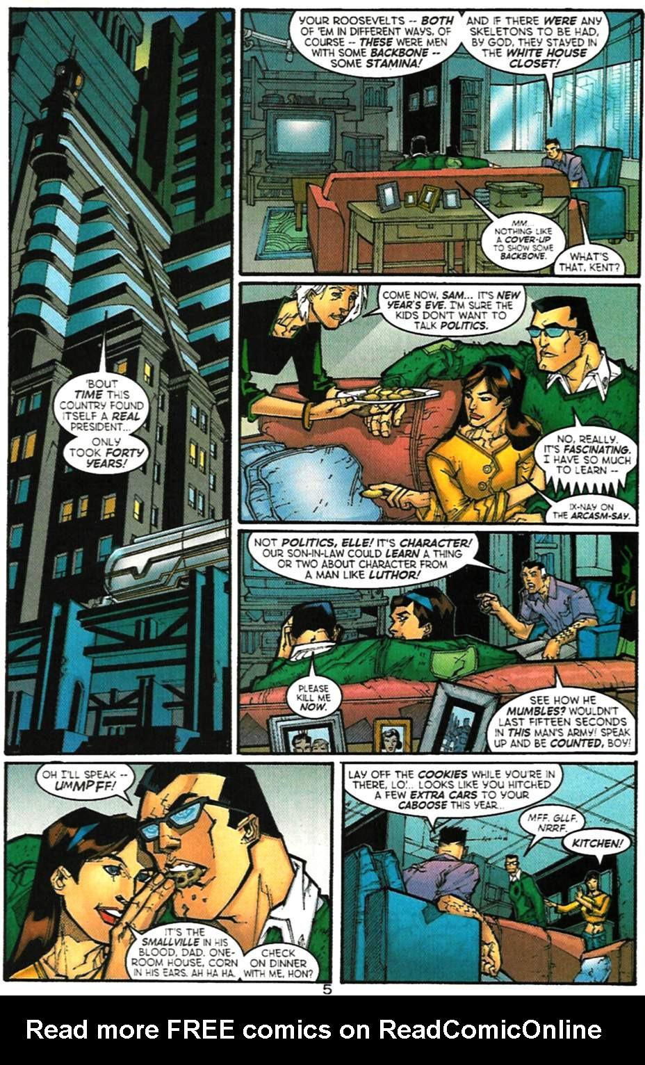 Action Comics (1938) 774 Page 5