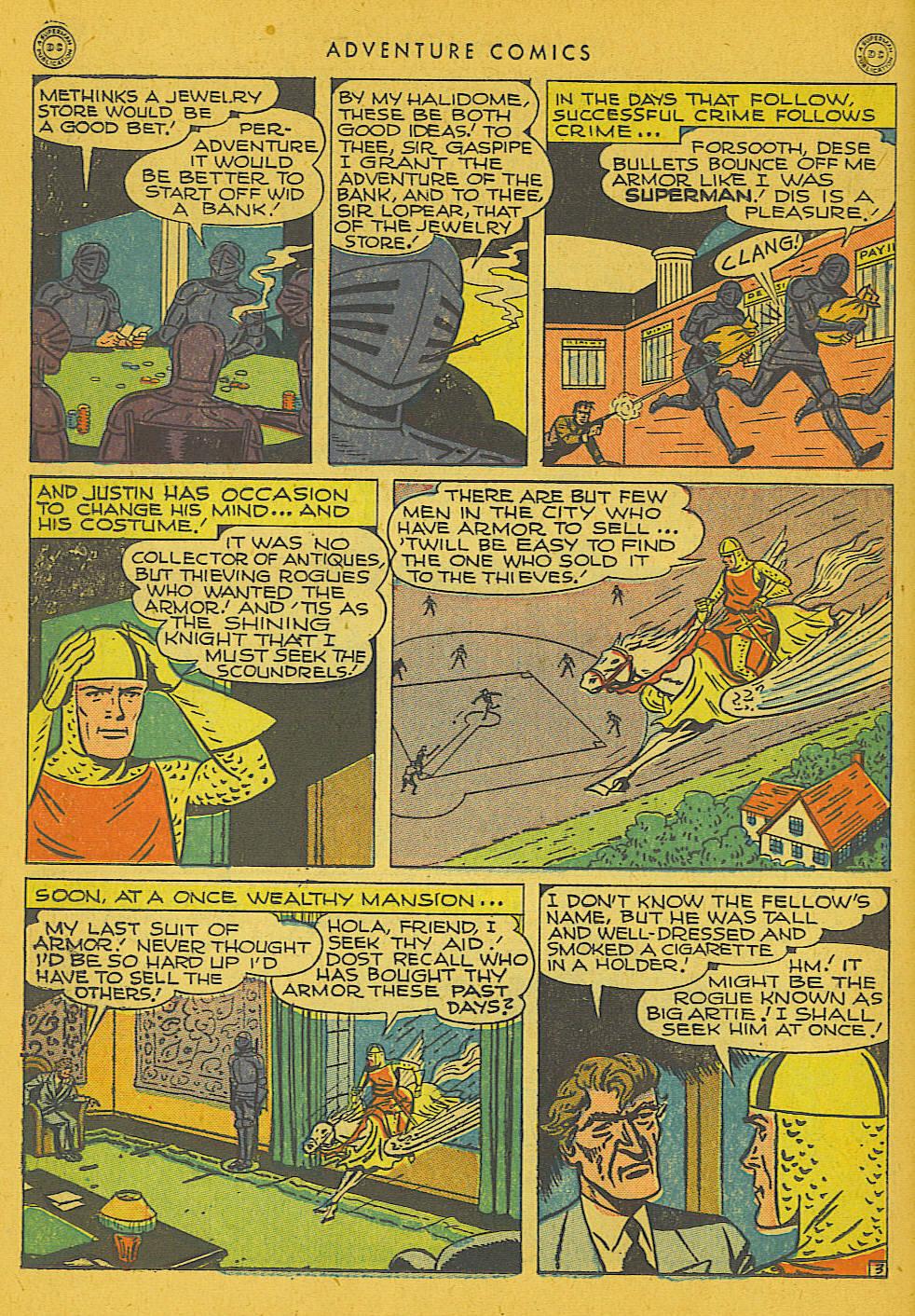 Read online Adventure Comics (1938) comic -  Issue #102 - 21