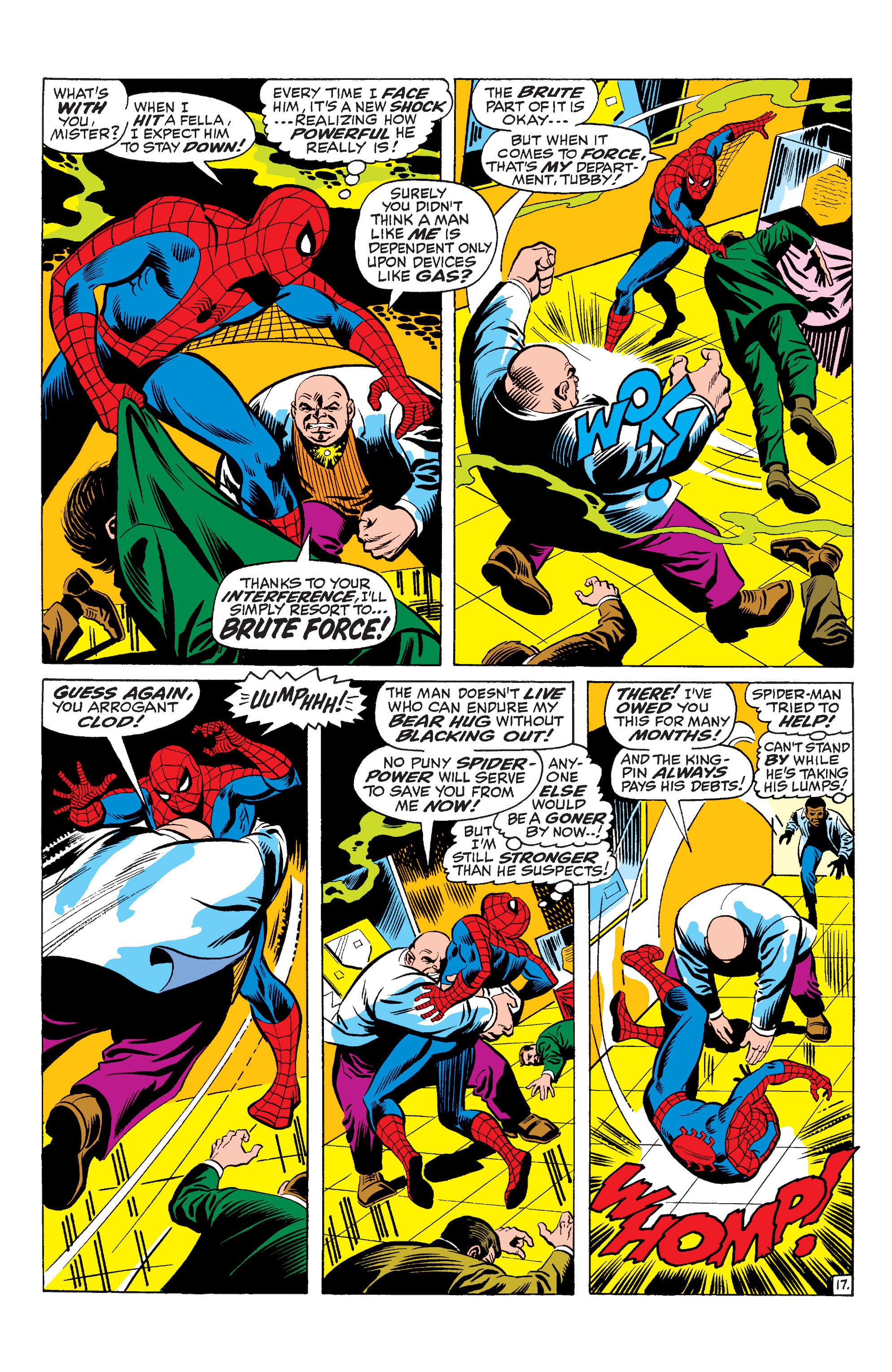 The Amazing Spider-Man (1963) 68 Page 17