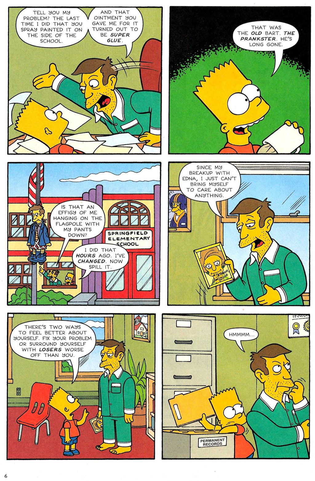 Read online Simpsons Comics comic -  Issue #118 - 6