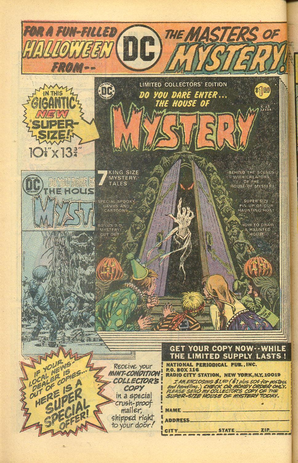 Read online Shazam! (1973) comic -  Issue #8 - 42