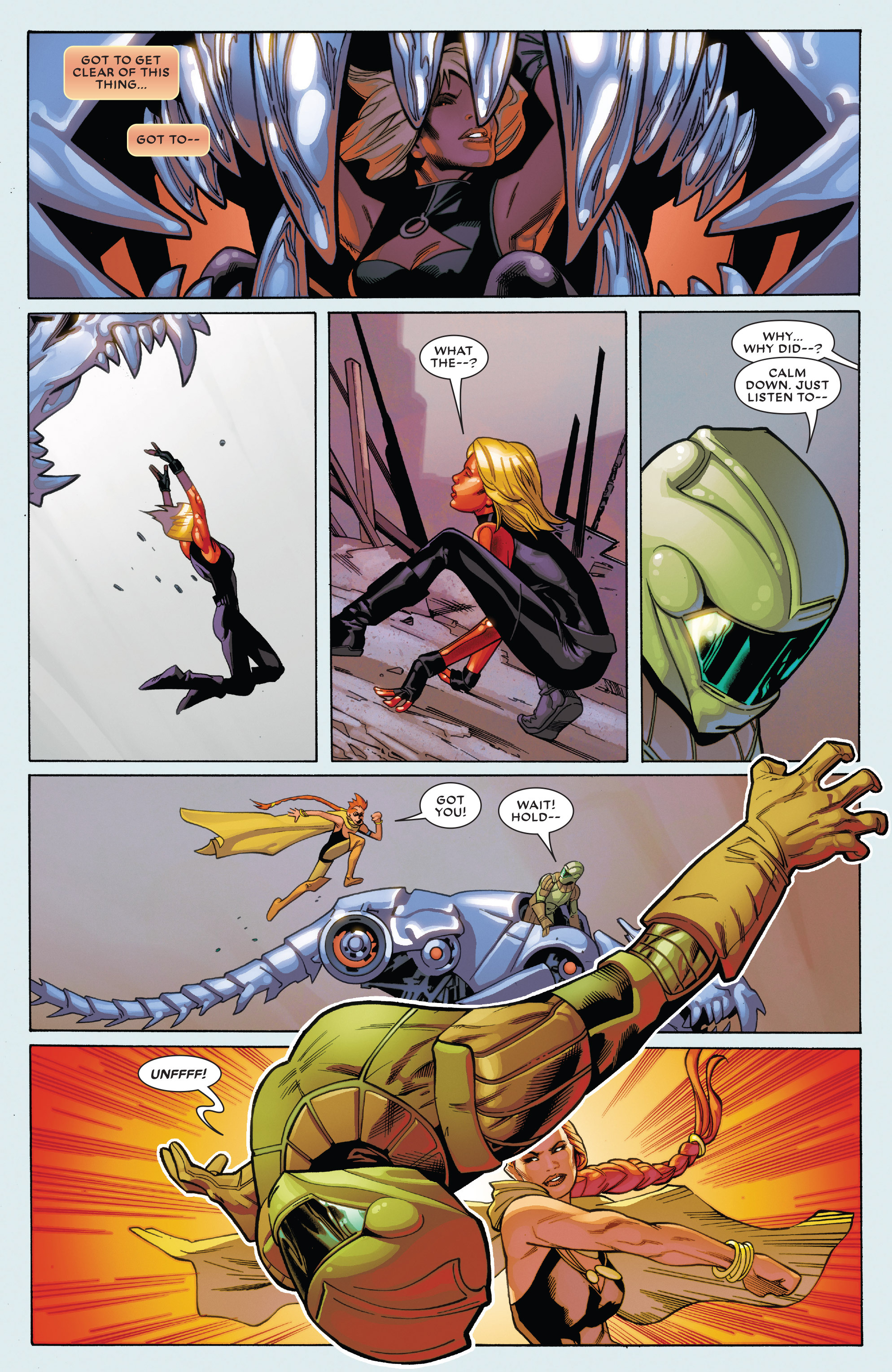 Read online Future Imperfect comic -  Issue #2 - 21