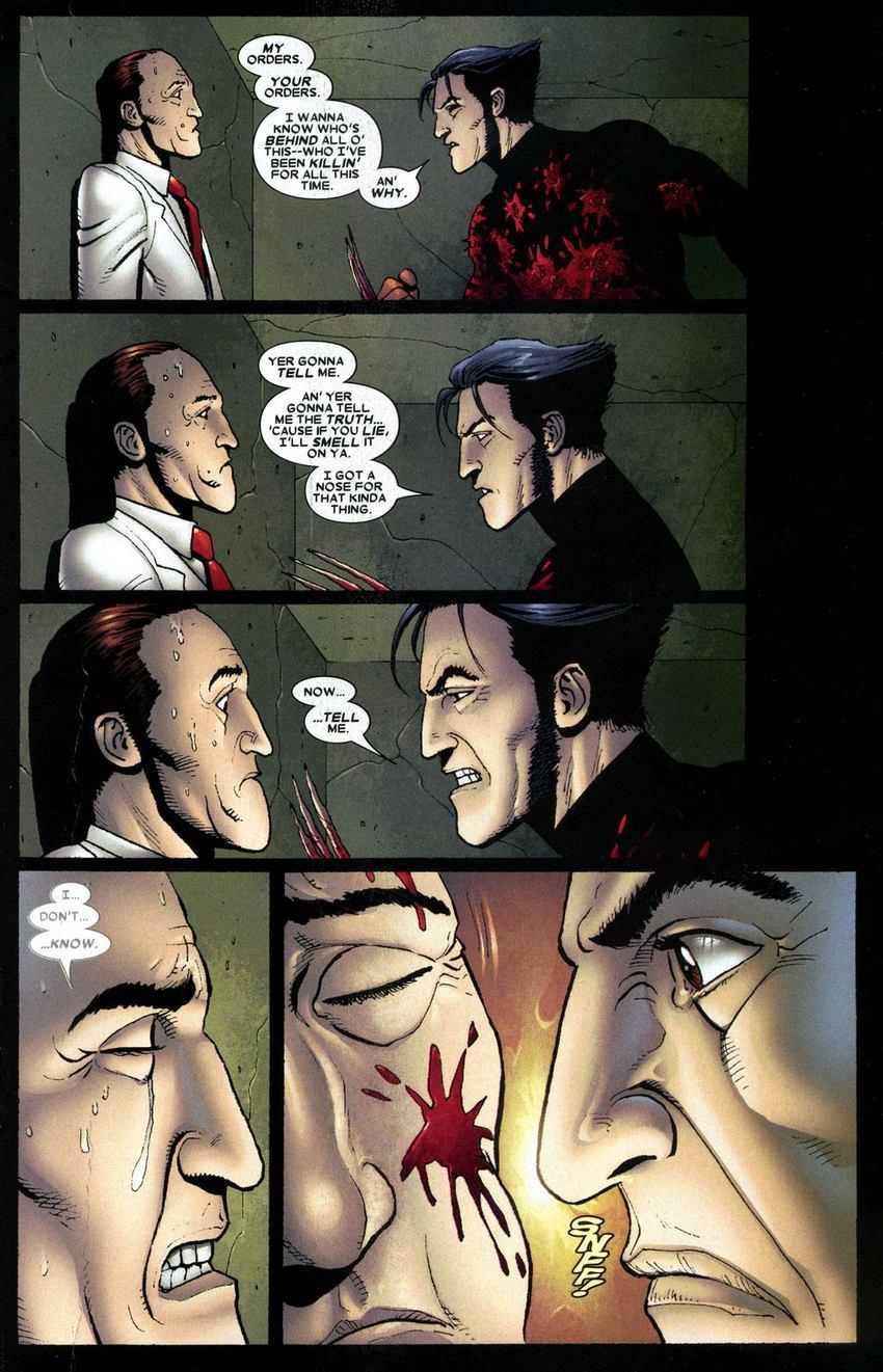 Read online Wolverine: Origins comic -  Issue #7 - 14