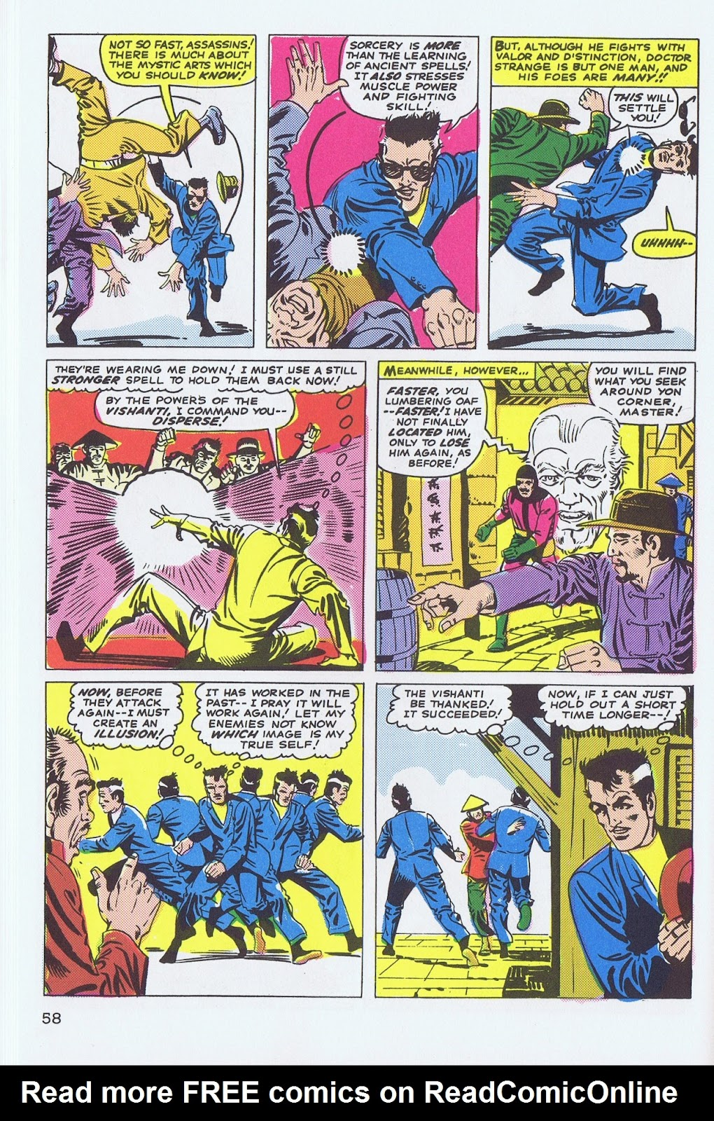 Doctor Strange: Master of the Mystic Arts issue TPB - Page 54