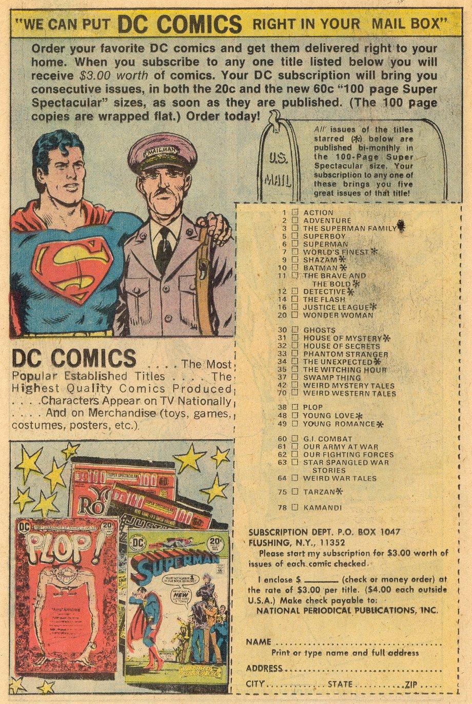 Read online Adventure Comics (1938) comic -  Issue #432 - 15