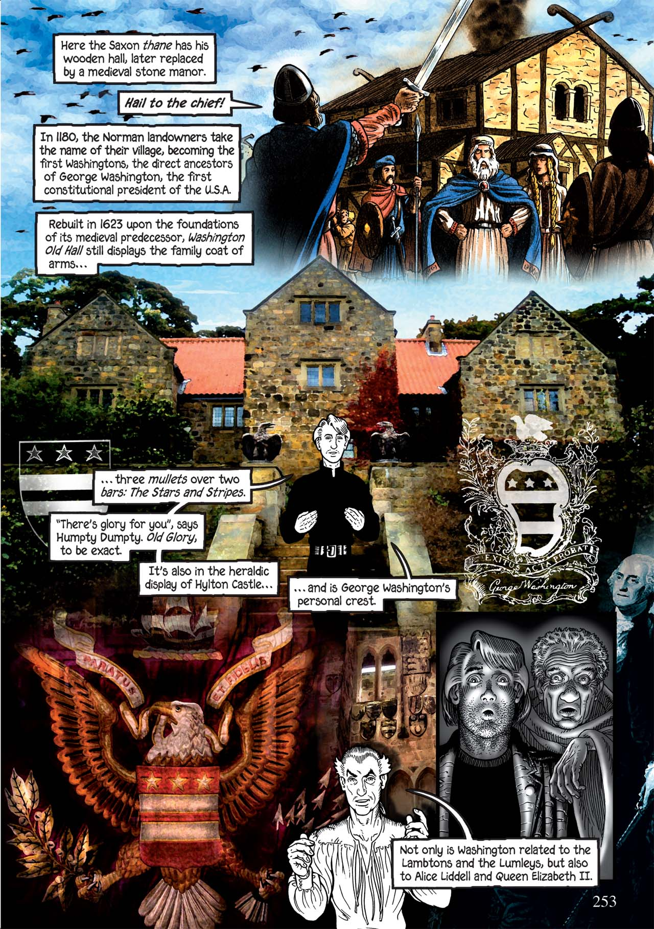 Read online Alice in Sunderland comic -  Issue # Full - 257