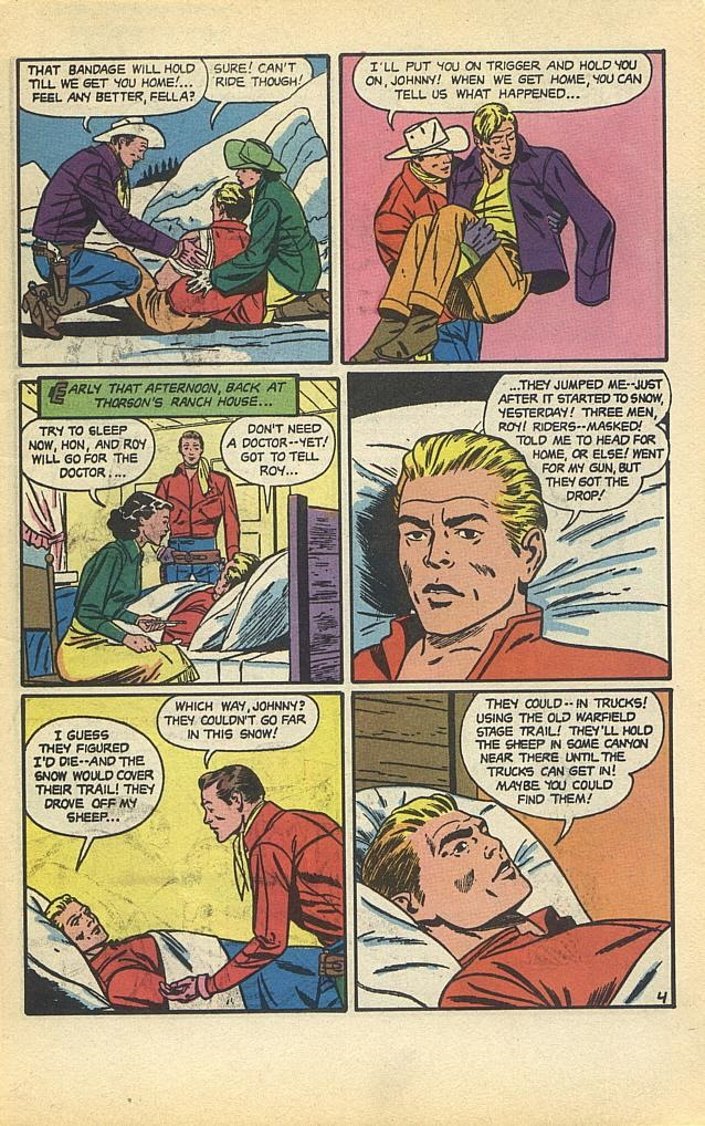 Read online Roy Rogers comic -  Issue #1 - 7