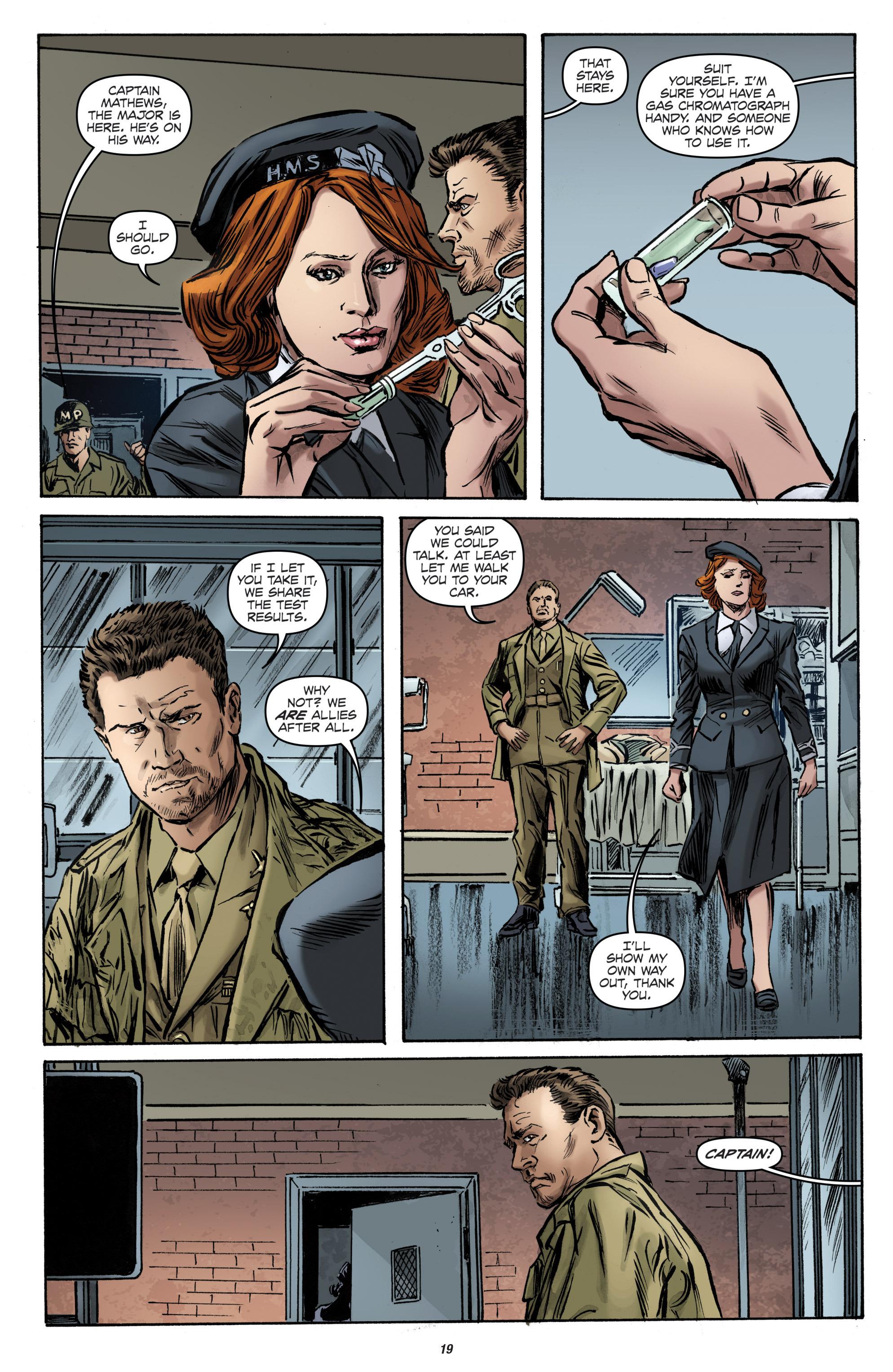Read online Archangel (2016) comic -  Issue #1 - 21