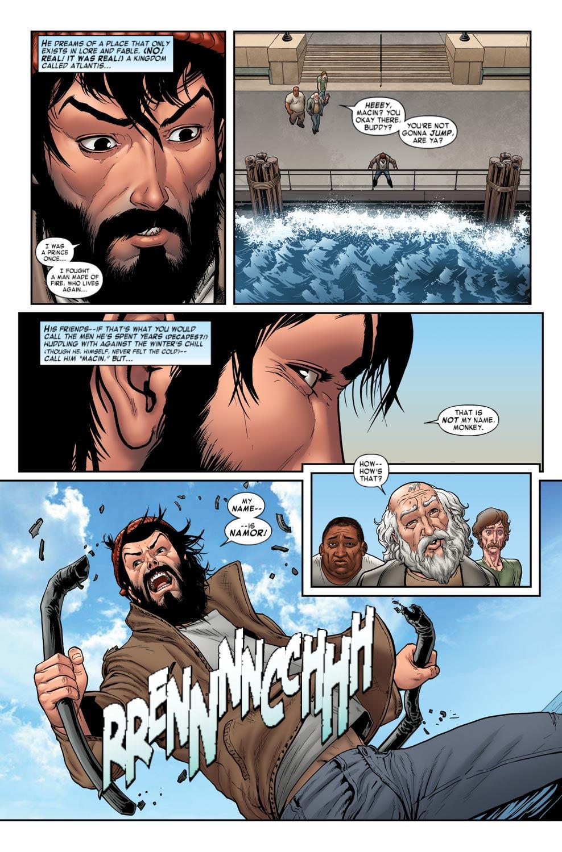 Read online Fantastic Four: Season One comic -  Issue # TPB - 70