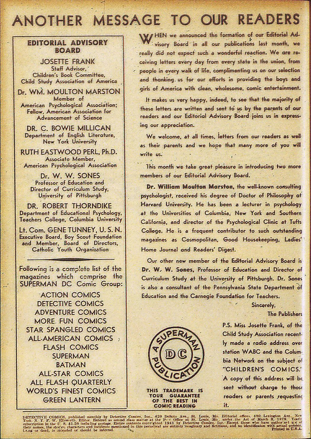 Detective Comics (1937) 57 Page 2