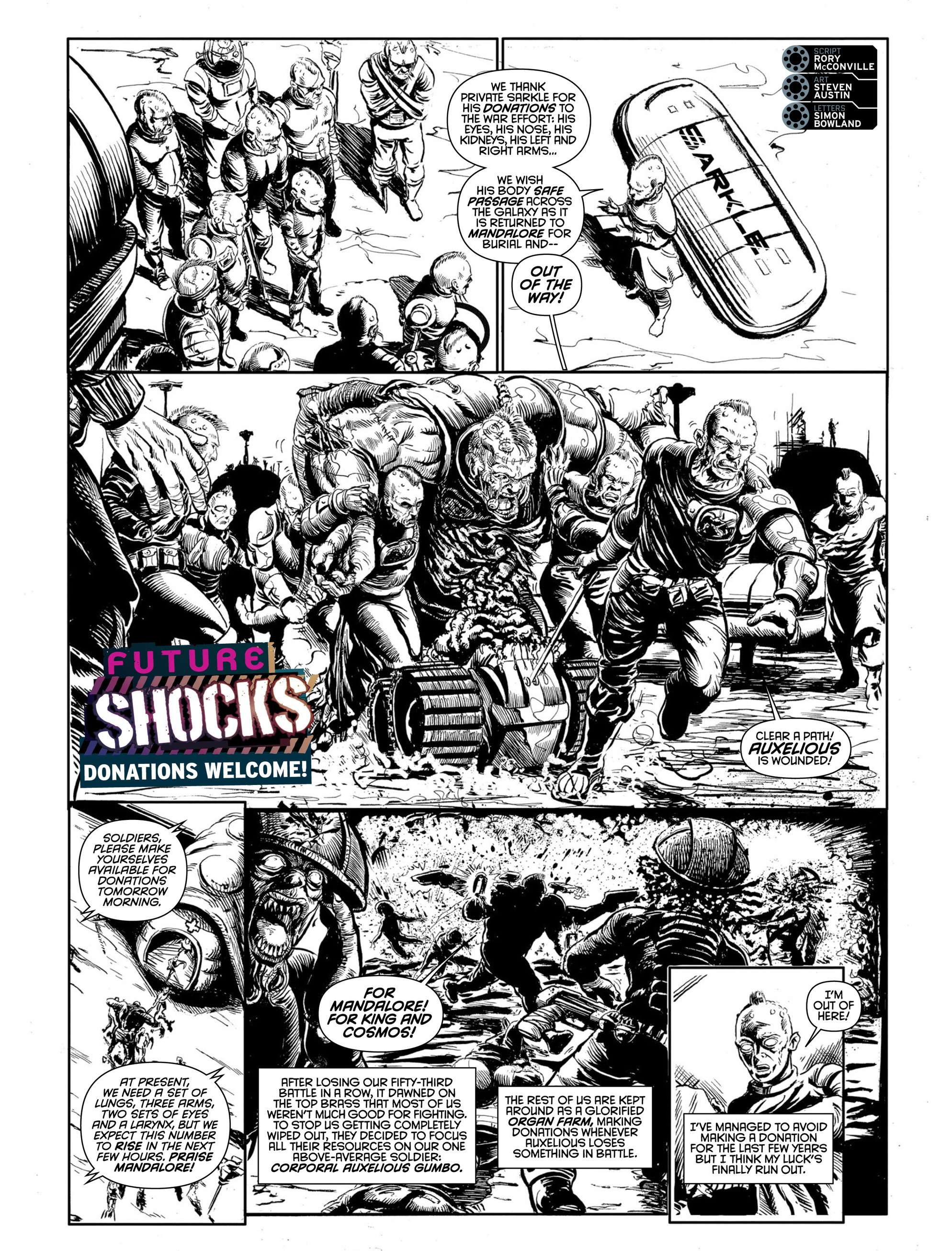 Read online 2000 AD comic -  Issue #2017 - 21