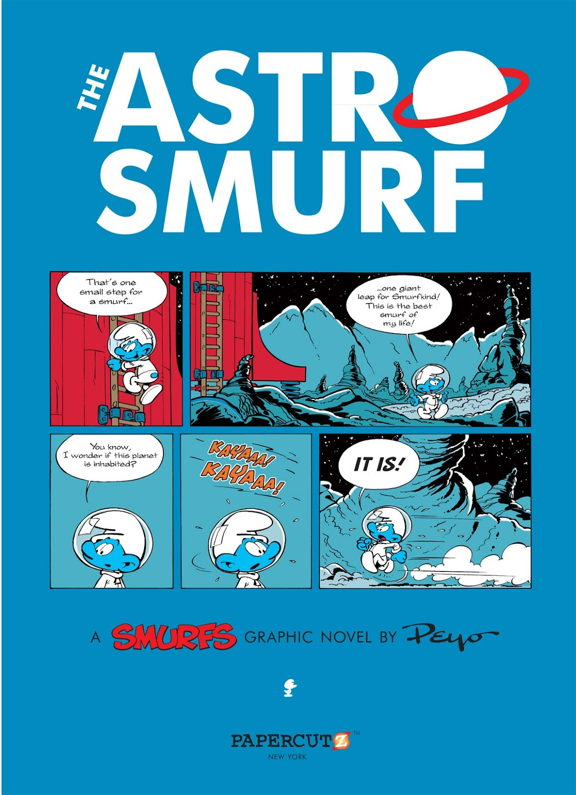 Read online The Smurfs comic -  Issue #7 - 3