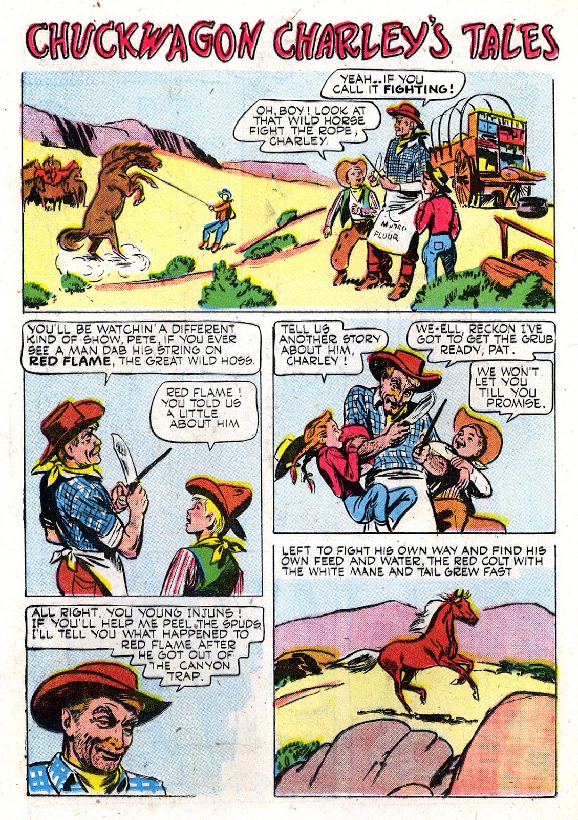 Read online Animal Comics comic -  Issue #29 - 26