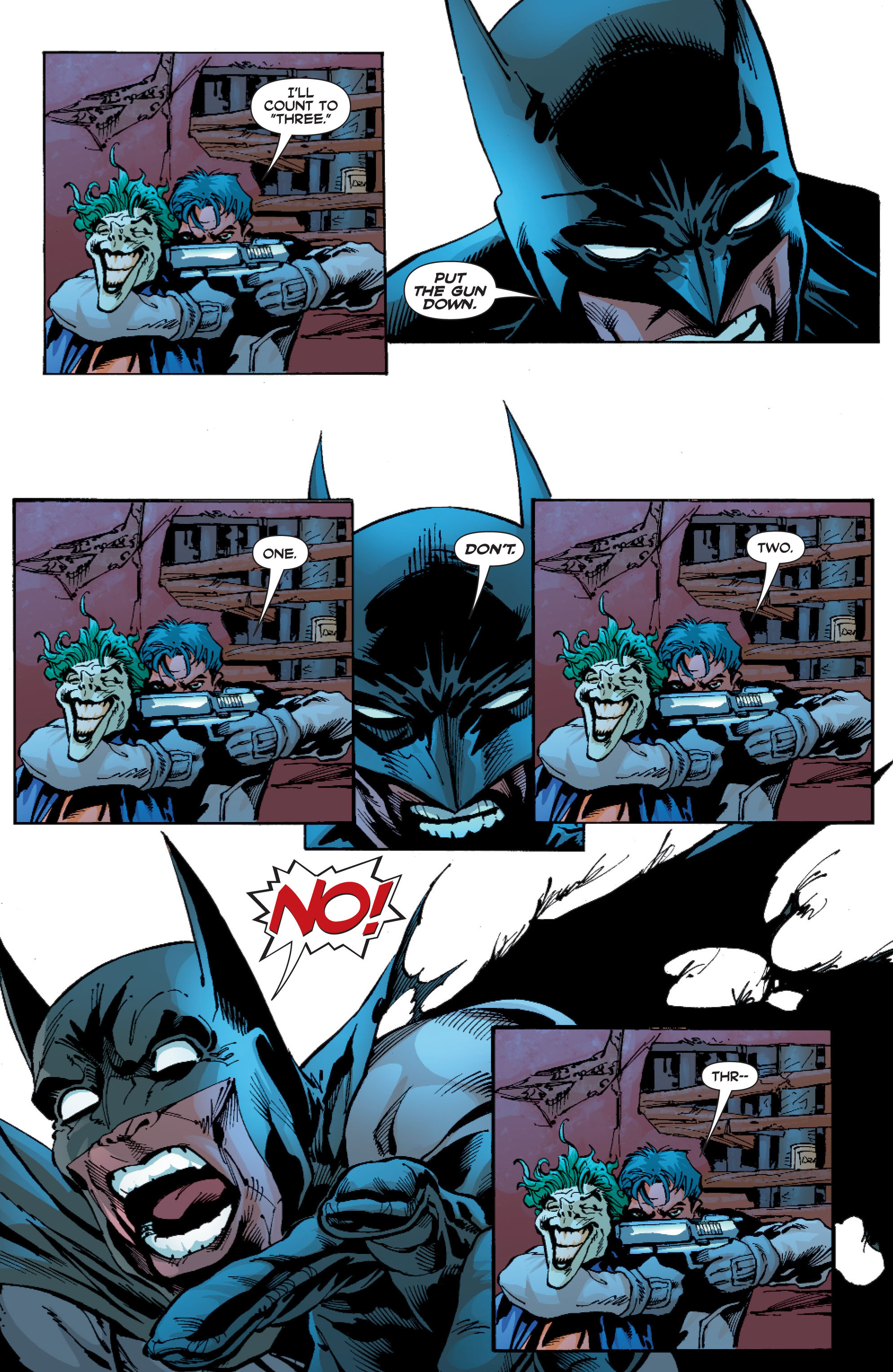 Read online Batman: Under The Red Hood comic -  Issue # Full - 312