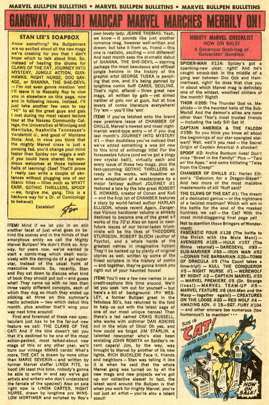 Marvel Feature (1971) issue 6 - Page 22