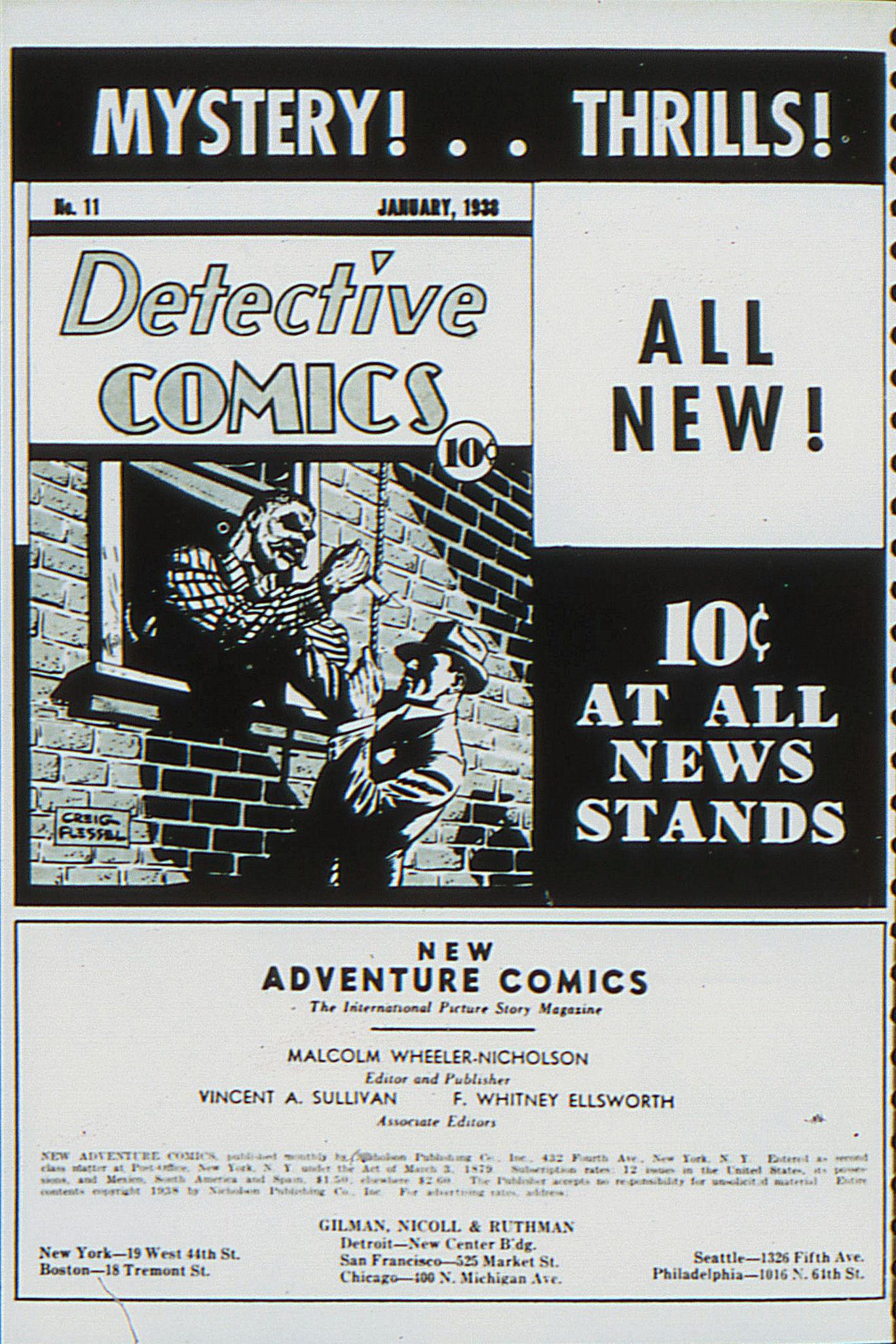 Read online Adventure Comics (1938) comic -  Issue #23 - 2