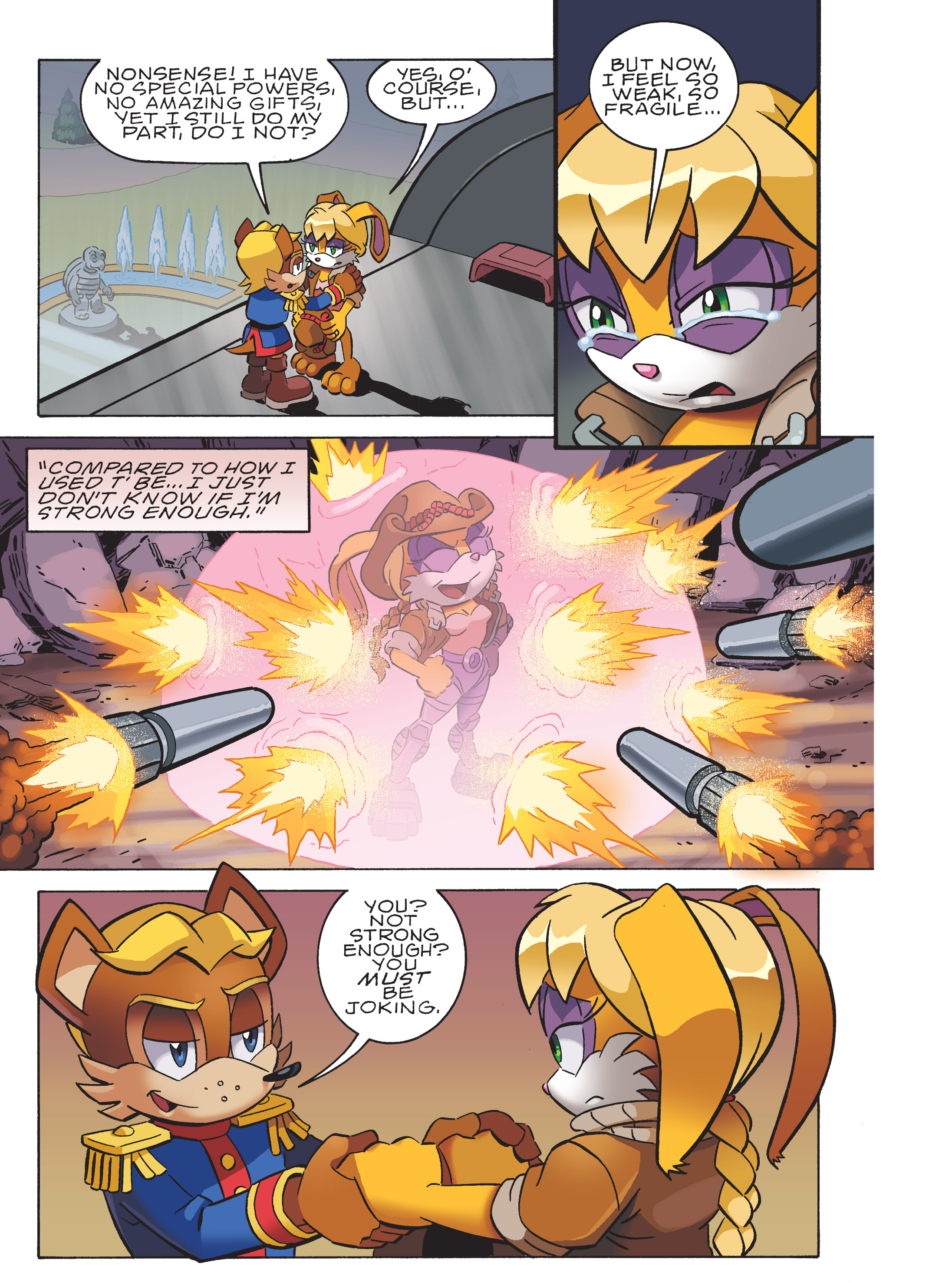 Read online Sonic Super Digest comic -  Issue #8 - 87