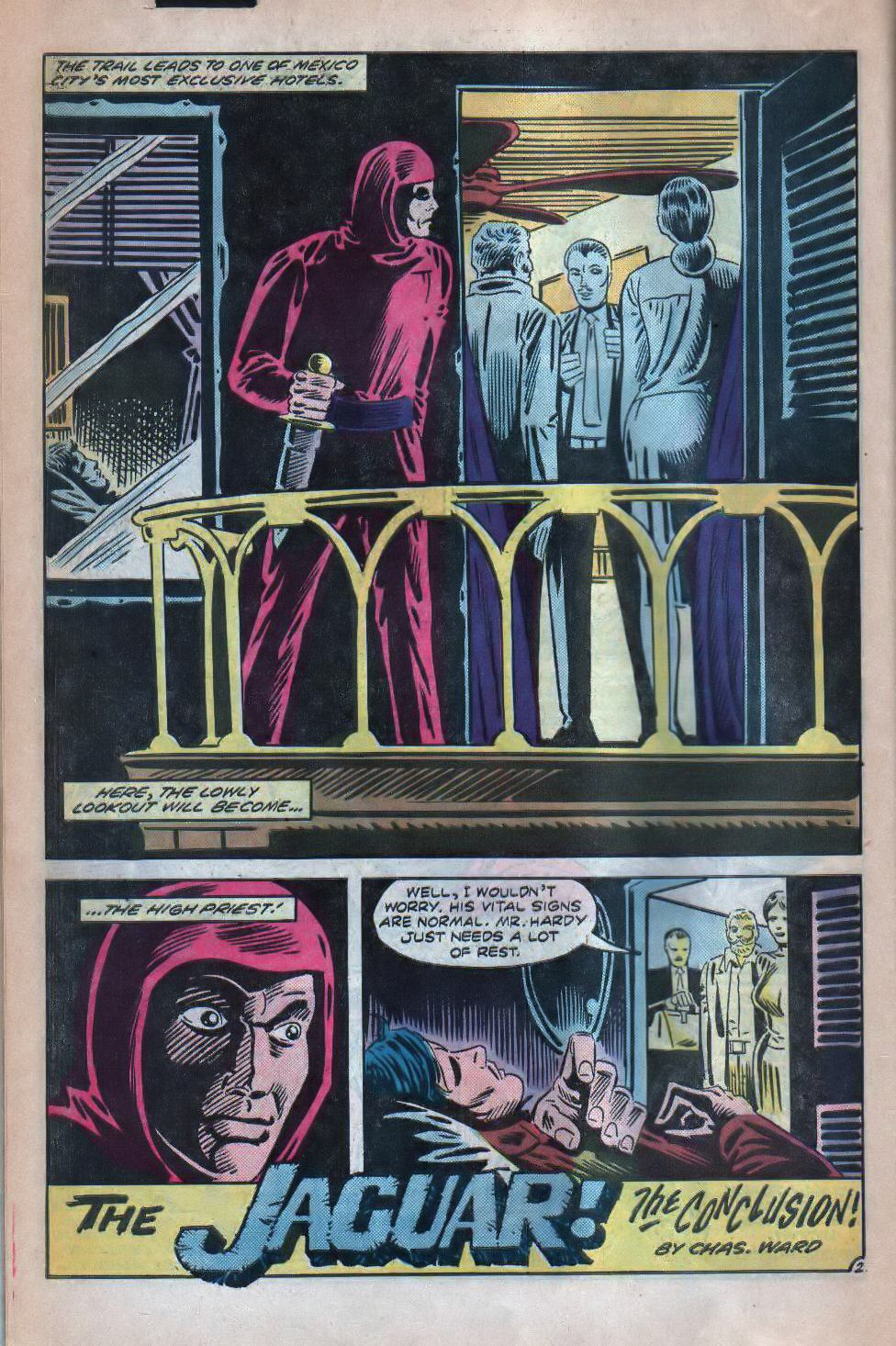 Read online The Fly (1983) comic -  Issue #8 - 20