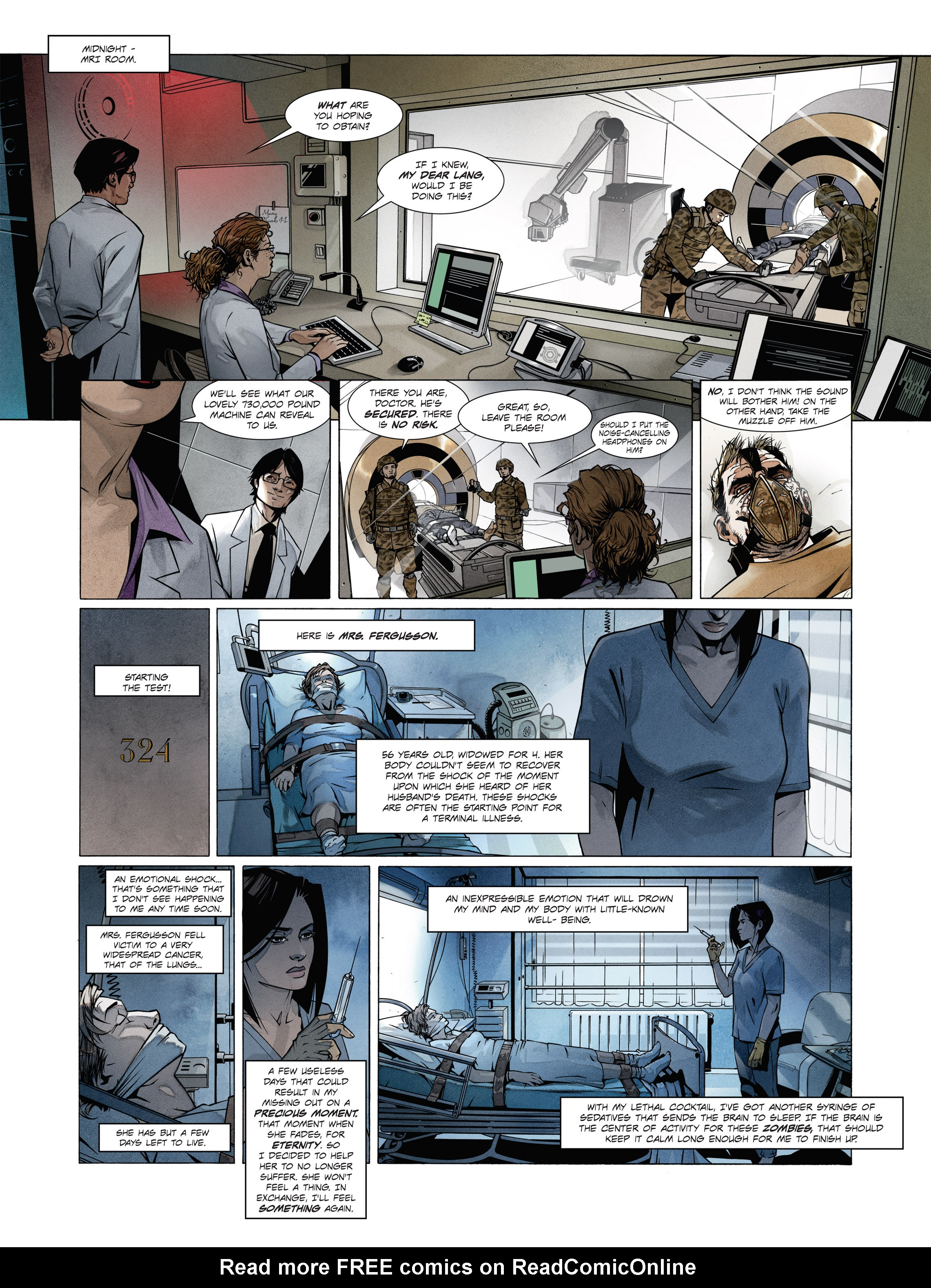 Read online Alice Matheson comic -  Issue #1 - 42