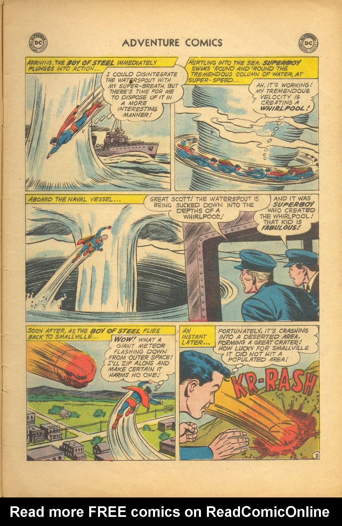 Read online Adventure Comics (1938) comic -  Issue #273 - 5