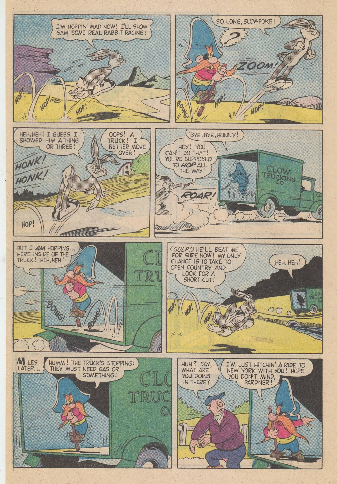 Yosemite Sam and Bugs Bunny issue 80 - Page 32