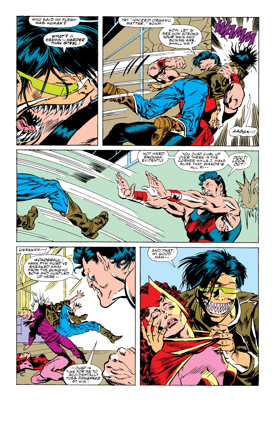 Avengers West Coast (1989) issue 73 - Page 16