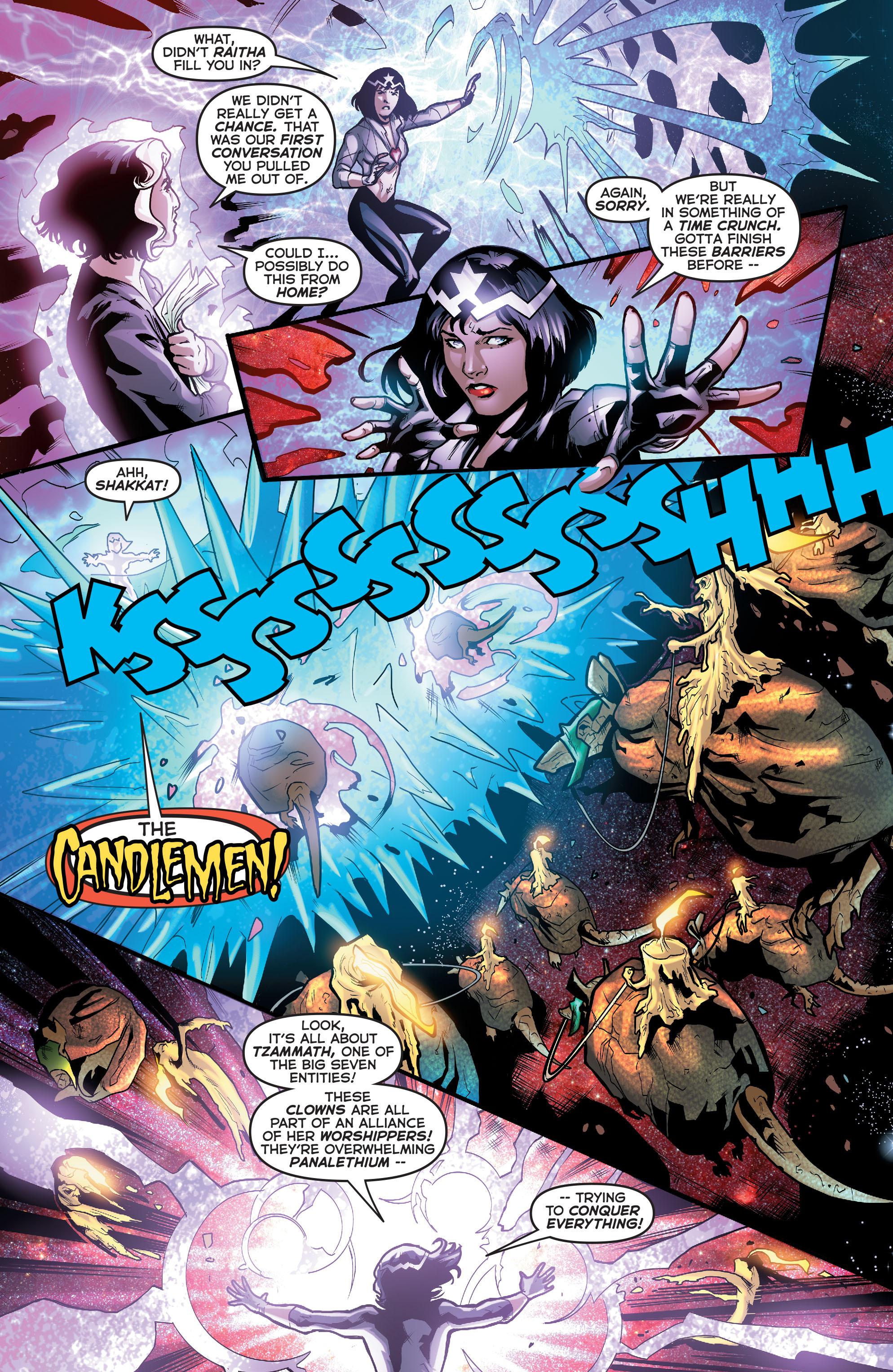 Read online Astro City comic -  Issue #40 - 10