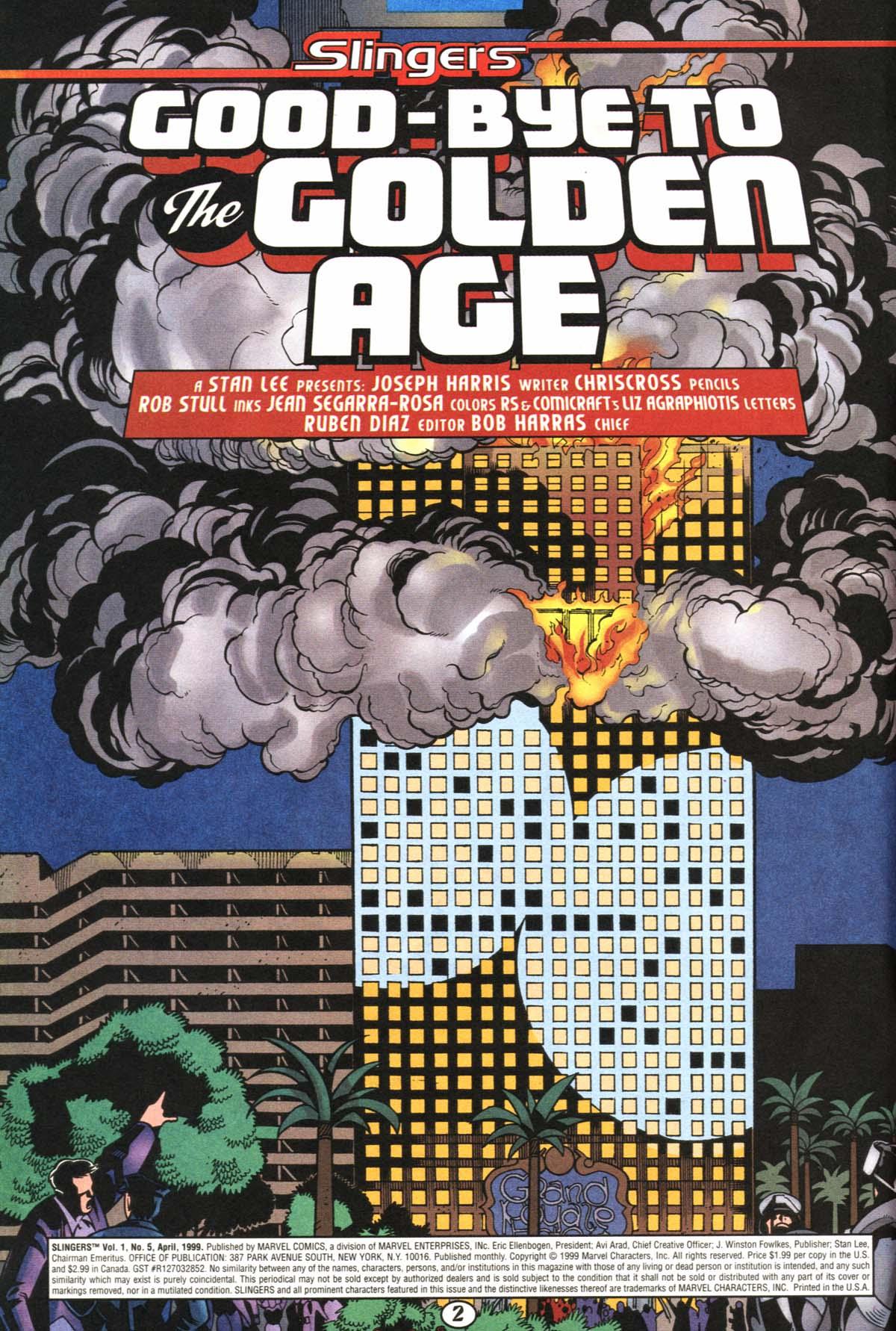 Read online Slingers comic -  Issue #5 - 3
