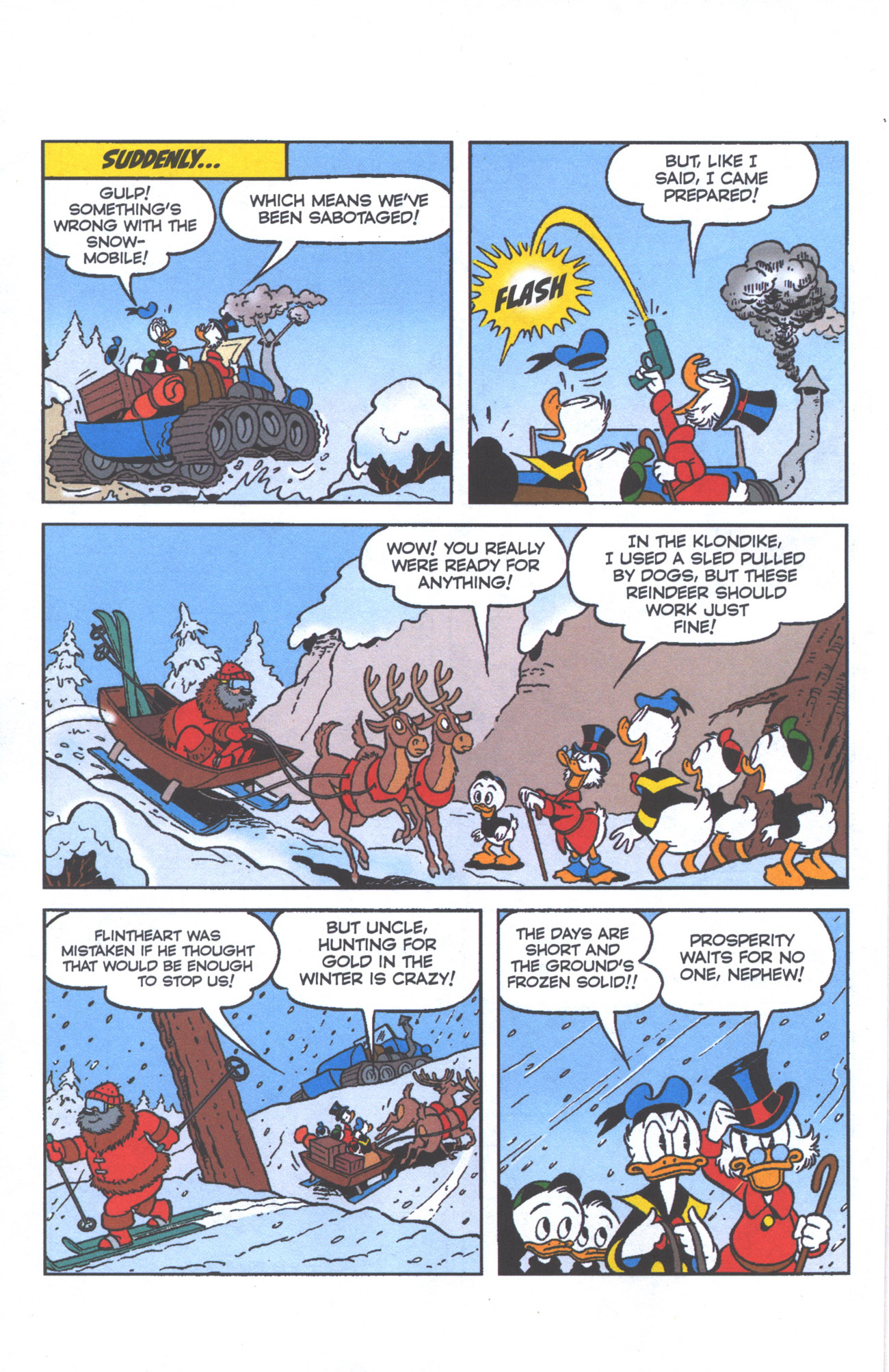 Read online Uncle Scrooge (1953) comic -  Issue #386 - 23