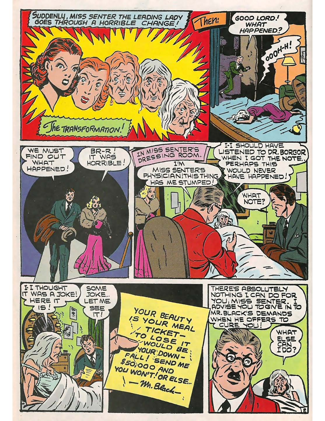 Read online Comedy Comics (1942) comic -  Issue #9 - 3
