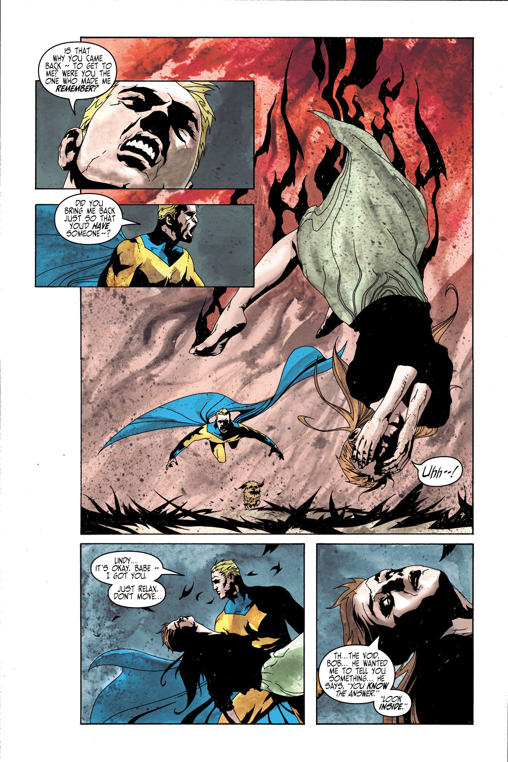 Read online Sentry (2000) comic -  Issue #5 - 16