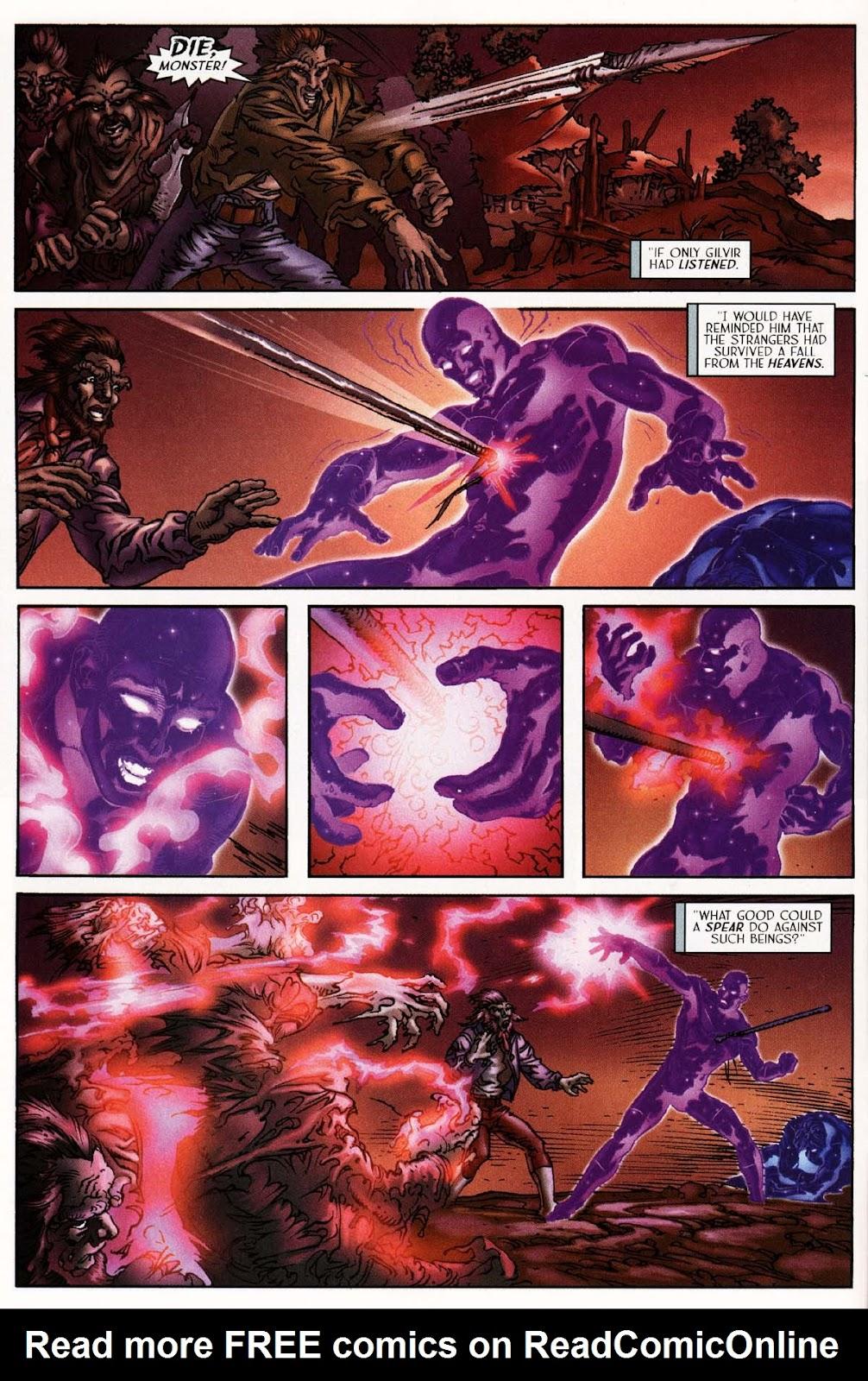 Read online Negation Lawbringer comic -  Issue # Full - 12