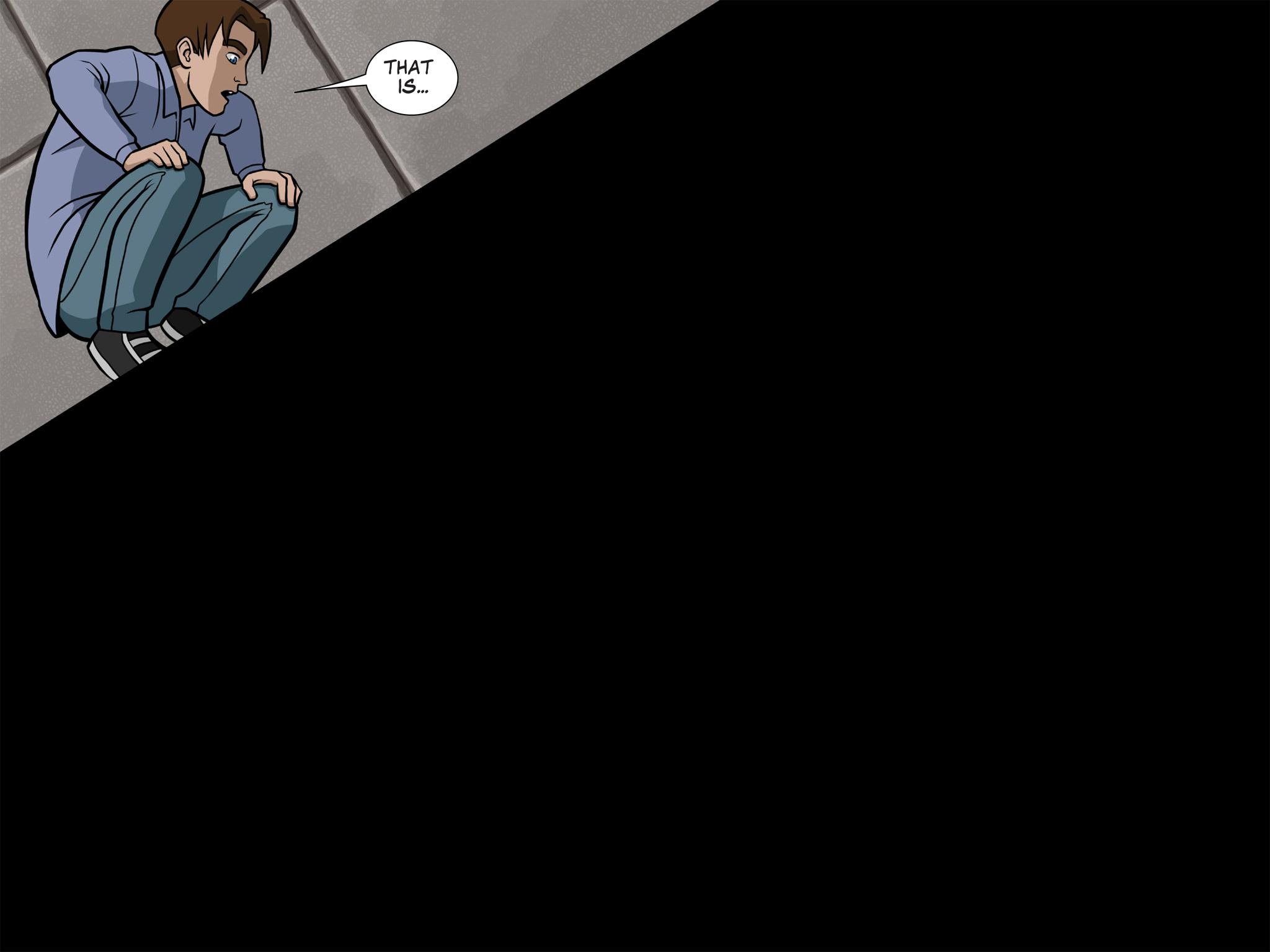 Read online Ultimate Spider-Man (Infinite Comics) (2015) comic -  Issue #7 - 18