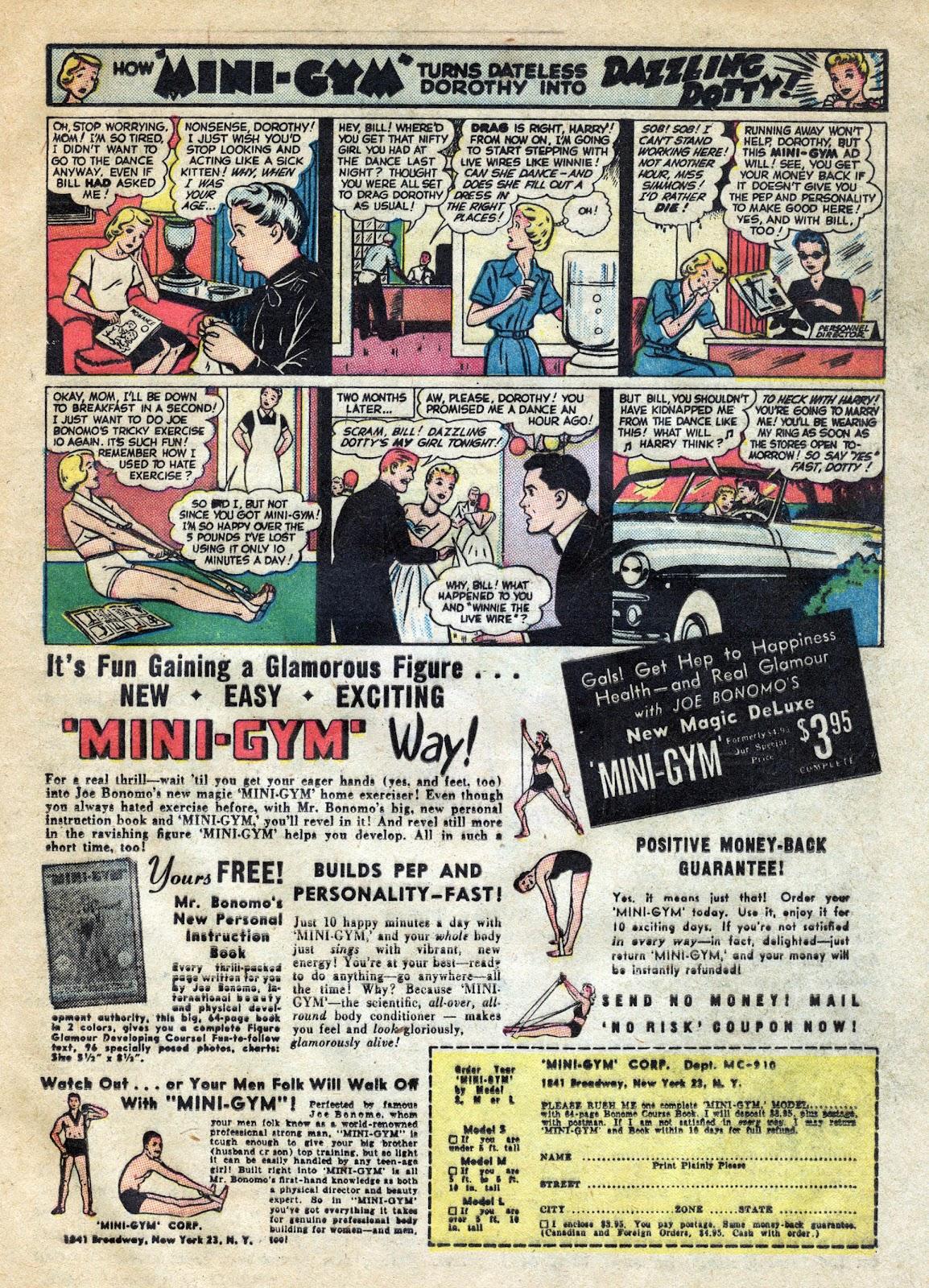 Georgie Comics (1949) issue 39 - Page 17