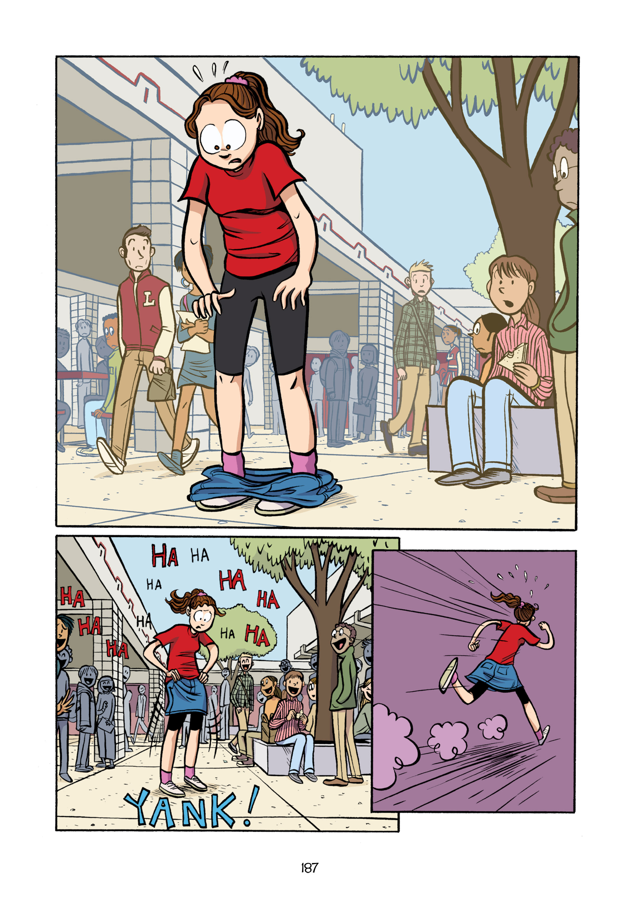 Read online Smile comic -  Issue # TPB - 193