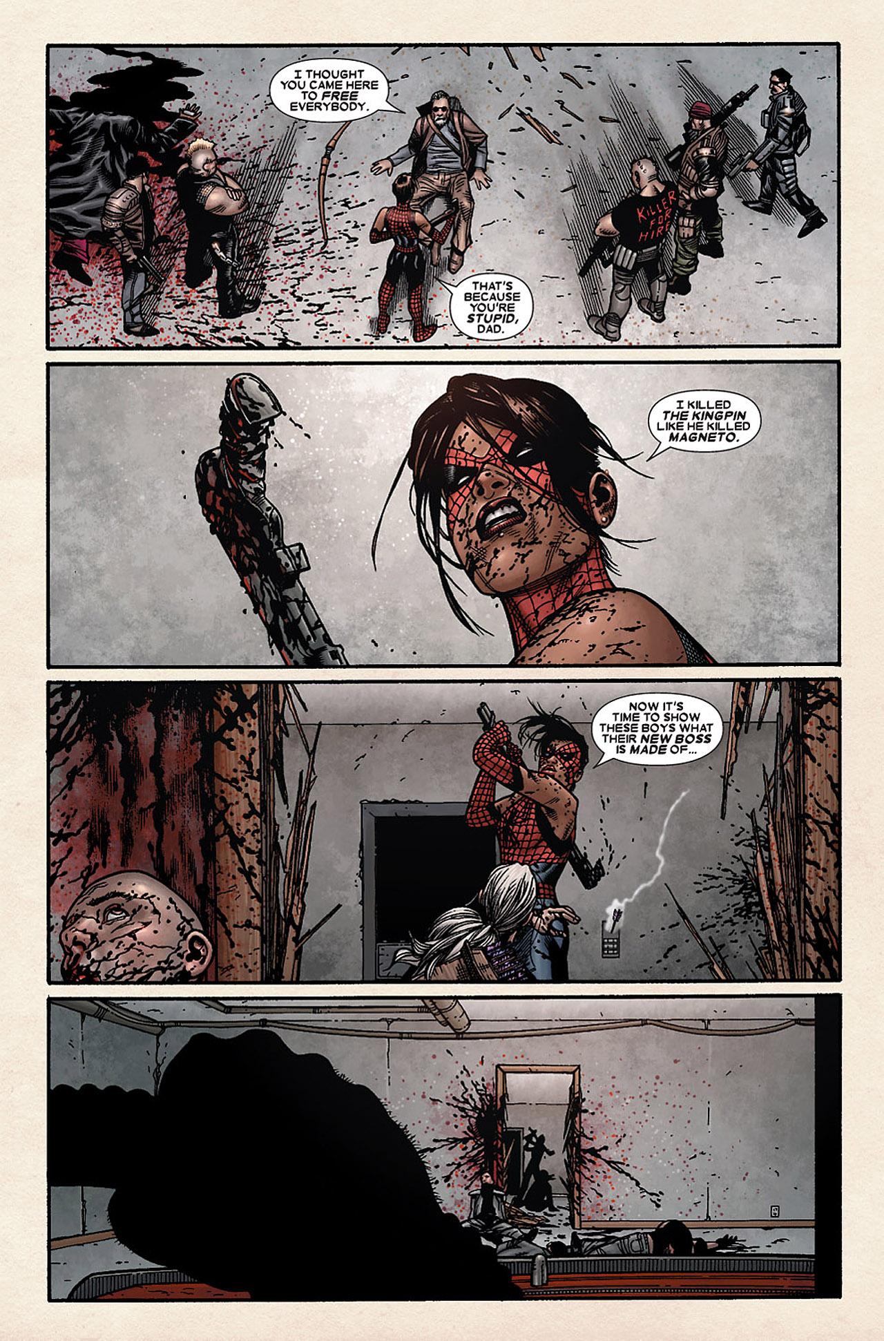 Read online Wolverine: Old Man Logan comic -  Issue # Full - 68