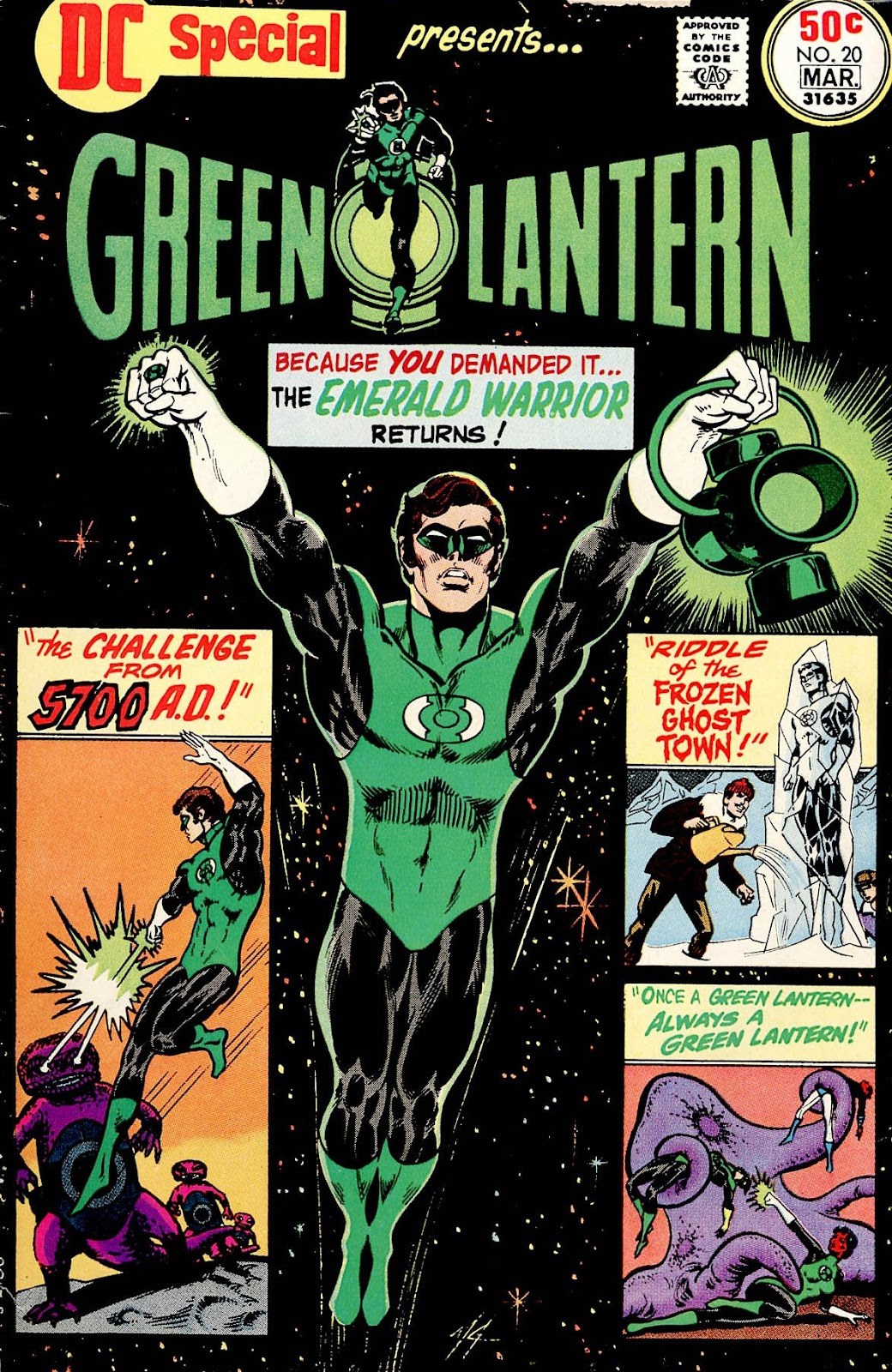 DC Special (1975) issue 20 - Page 1