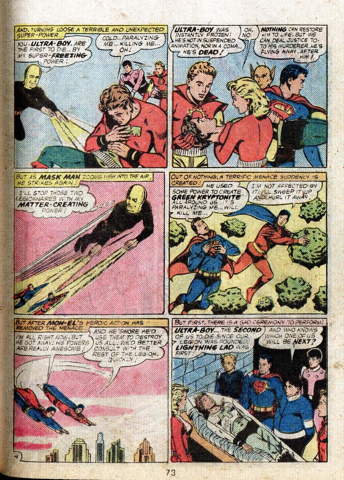 Read online Adventure Comics (1938) comic -  Issue #500 - 73