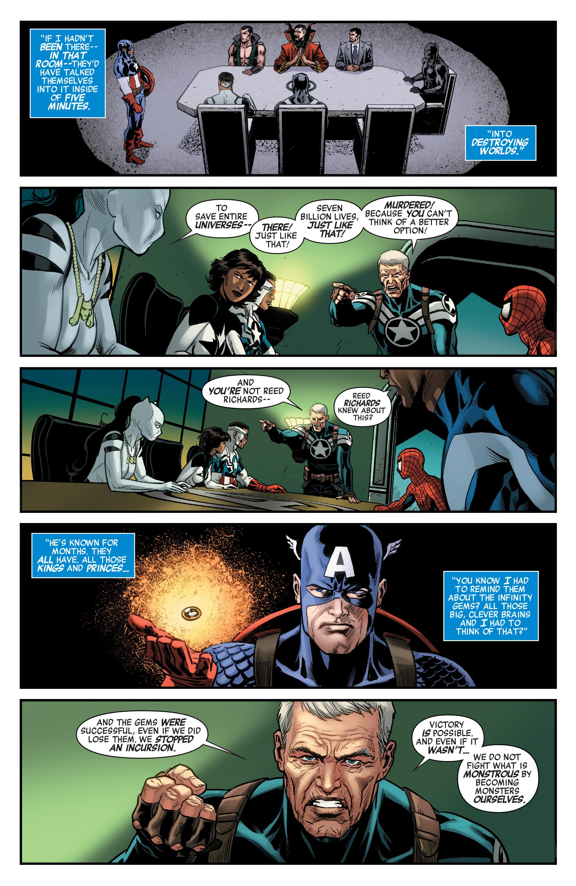 Read online Secret Wars: Last Days of the Marvel Universe comic -  Issue # TPB (Part 1) - 10