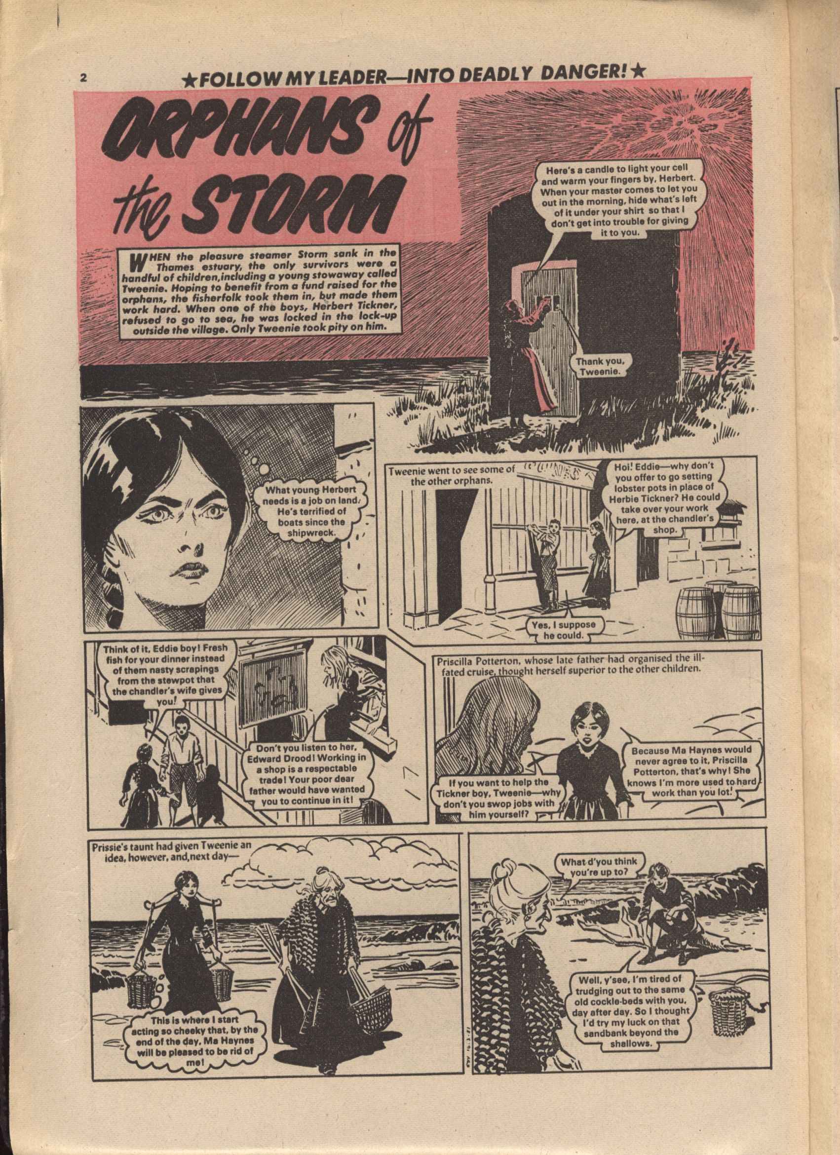 Read online Judy comic -  Issue #1105 - 2