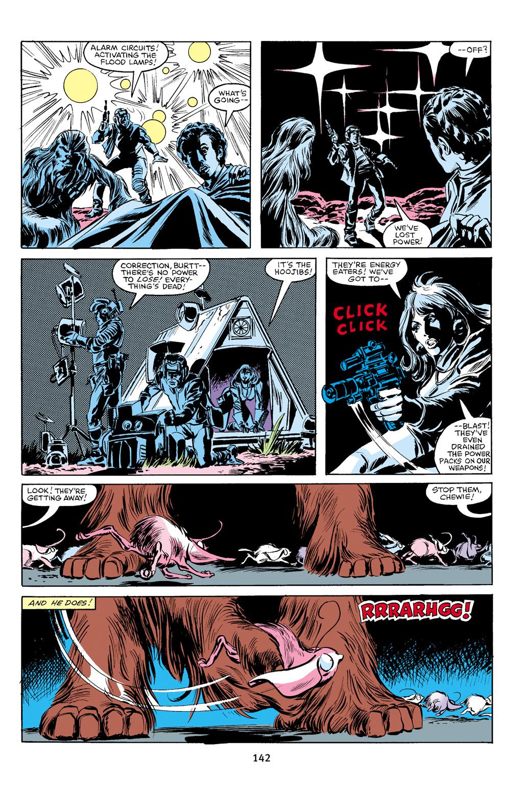 Read online Star Wars Omnibus comic -  Issue # Vol. 16 - 140