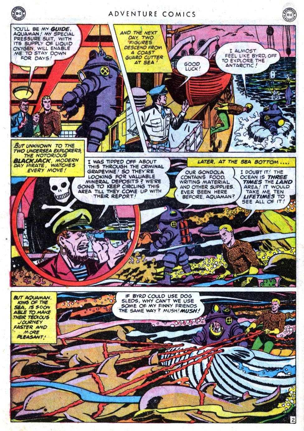 Read online Adventure Comics (1938) comic -  Issue #137 - 24